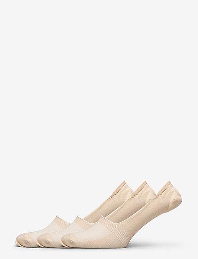 FILA SOCKS INVISIBLE - chaussettes sport - sand