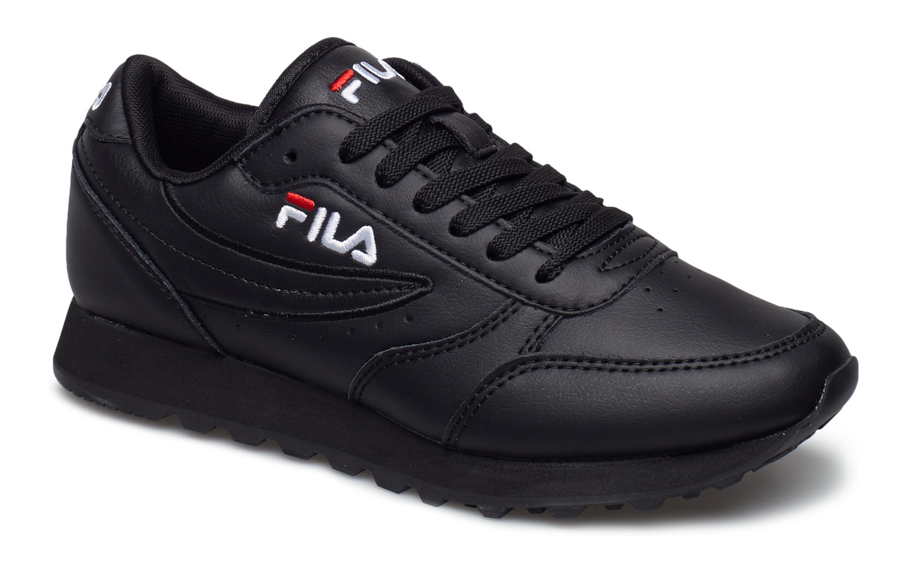 FILA Orbit Jogger low wmn - BLACK / BLACK