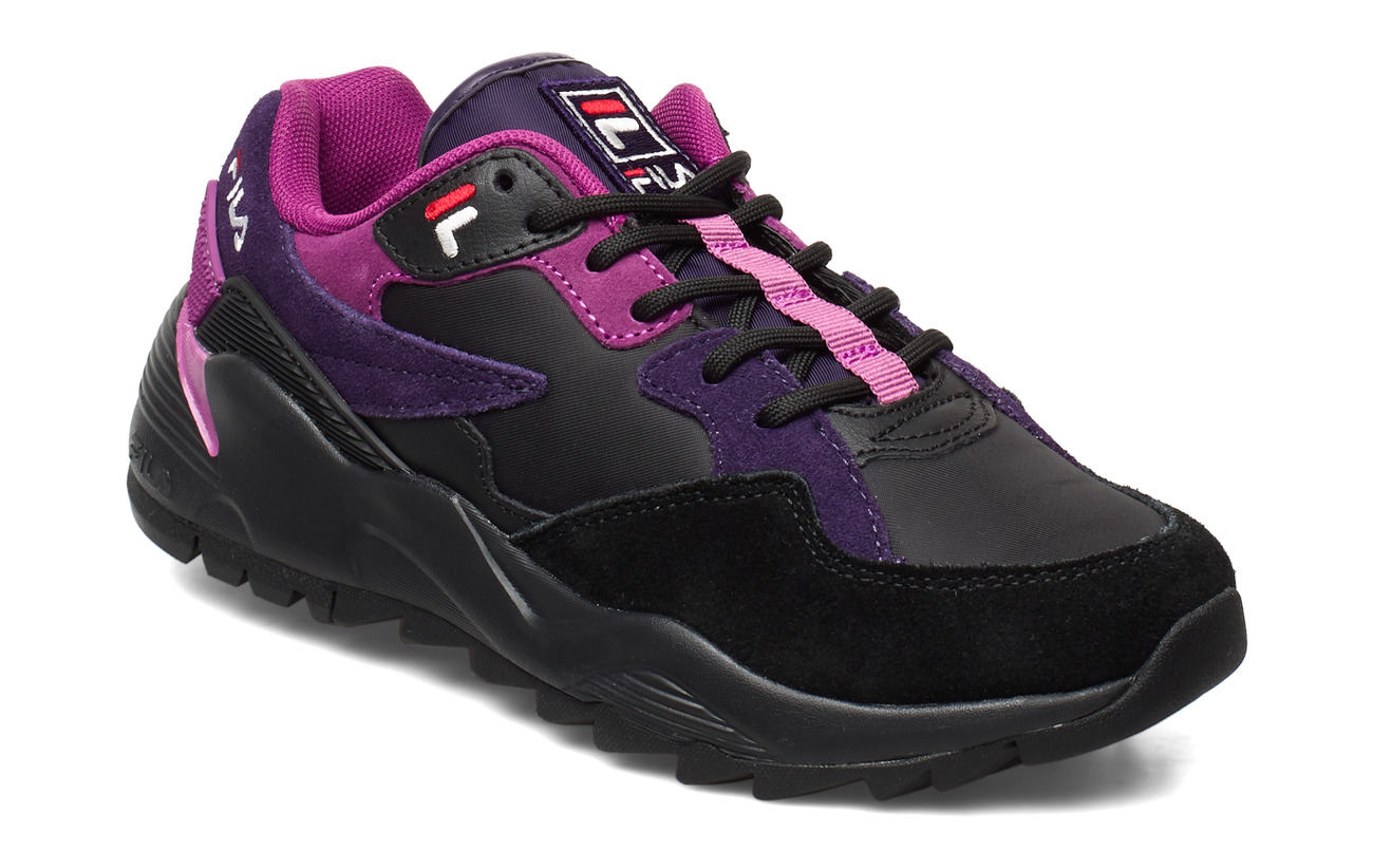 FILA Vault CMR Jogger CB low wmn - PURPLE / BLACK