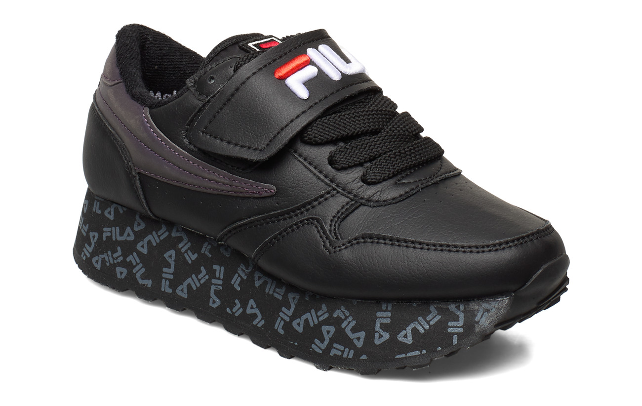 FILA Orbit Zeppa Strap wmn - BLACK