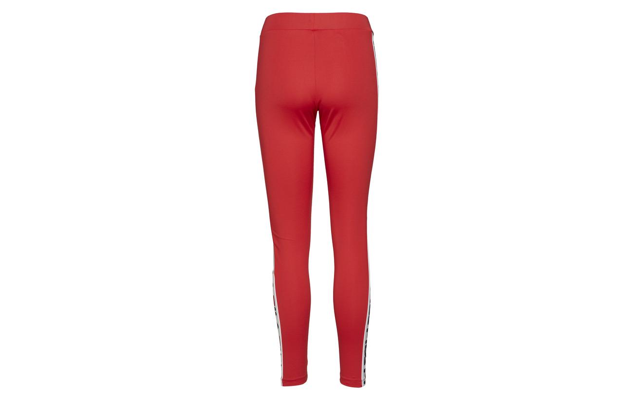 Fila Red Polyester Holly 12 True Women Leggings 88 Elastane 4Zy4rPqv