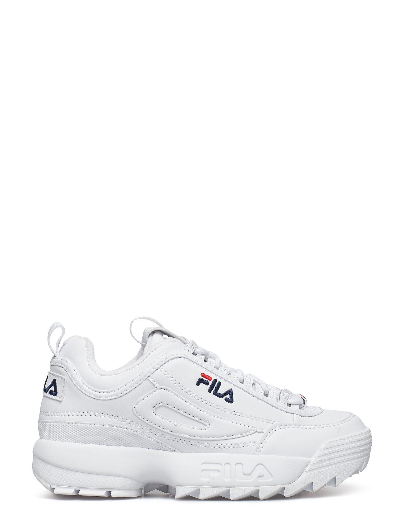 Disruptor Low Wmn Low top Sneakers Hvid FILA