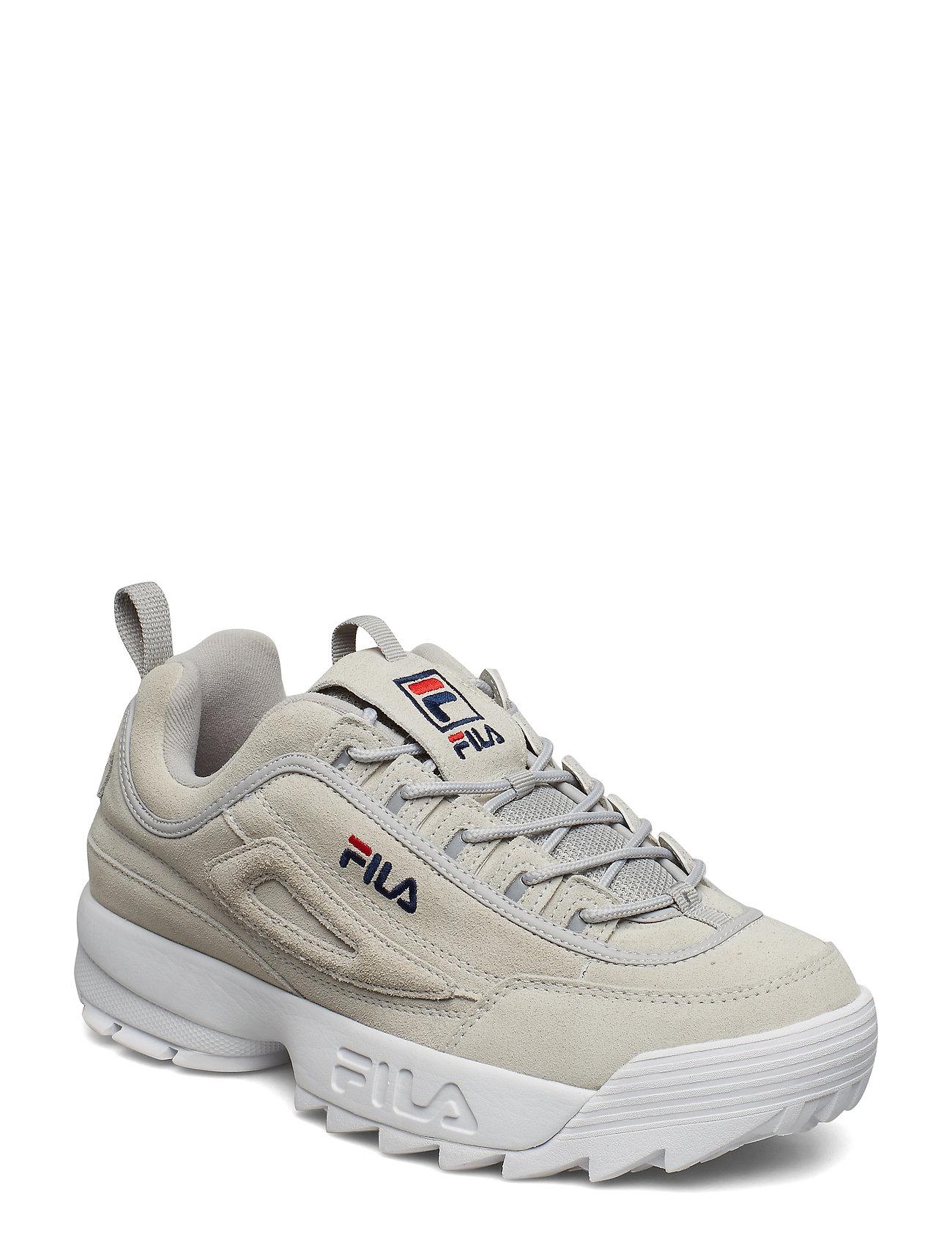Disruptor S Low Low top Sneakers Hvid FILA