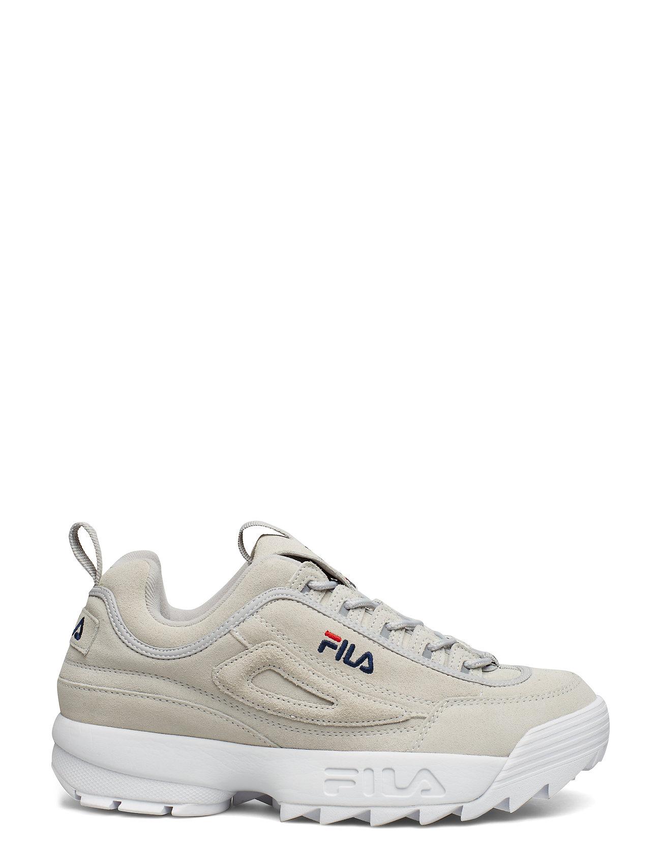 Hvide Fila Low top sneakers   Altid billige online priser på