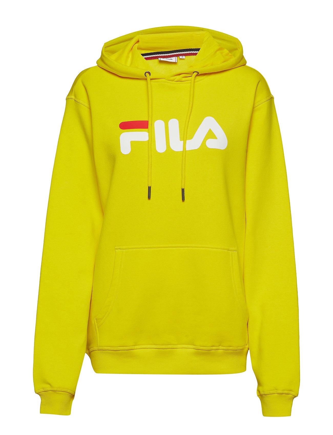 5e6ffcf9ecd Classic Pure Hoody Kangaroo (Empire Yellow) (£44.85) - FILA ...