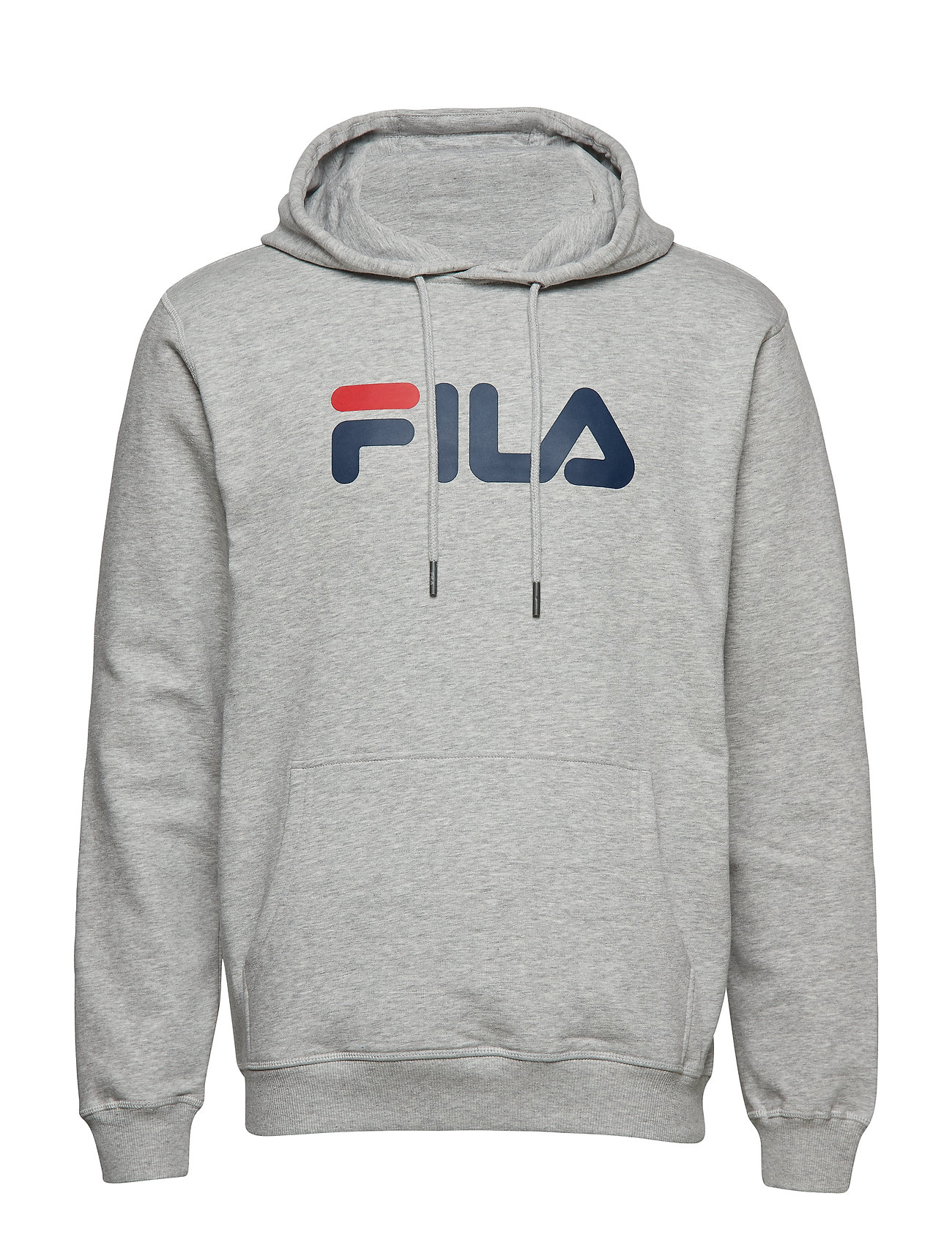 FILA UNISEX CLASSIC PURE hoody - LIGHT GREY MELANGE