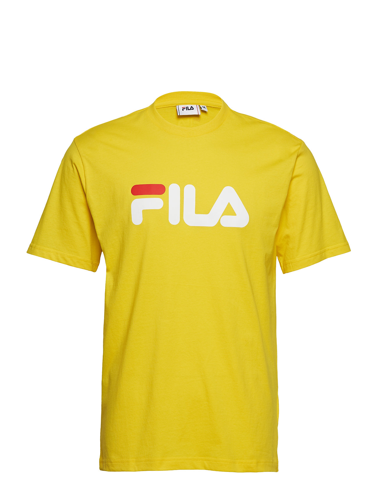 FILA UNISEX CLASSIC PURE ss tee - EMPIRE YELLOW