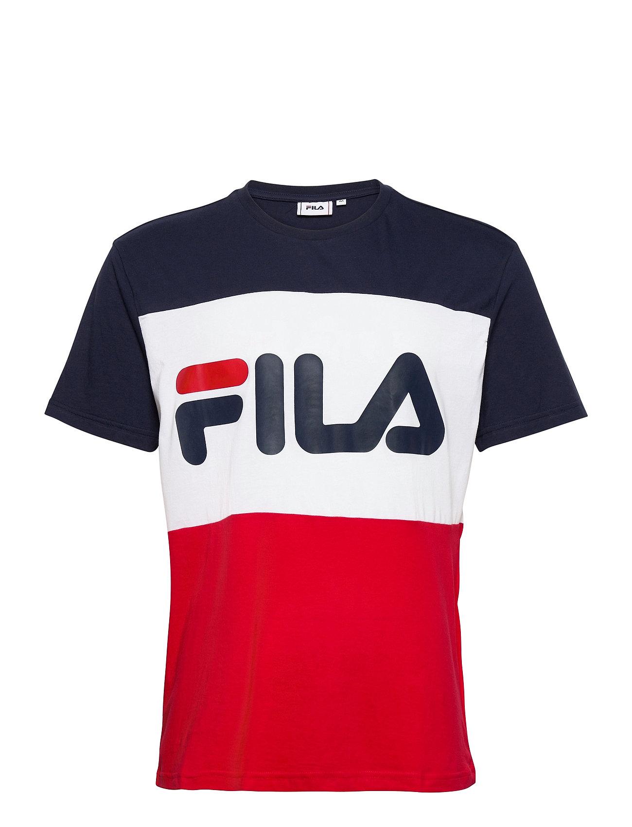 Image of Day Tee T-shirt Multi/mønstret FILA (3448366653)