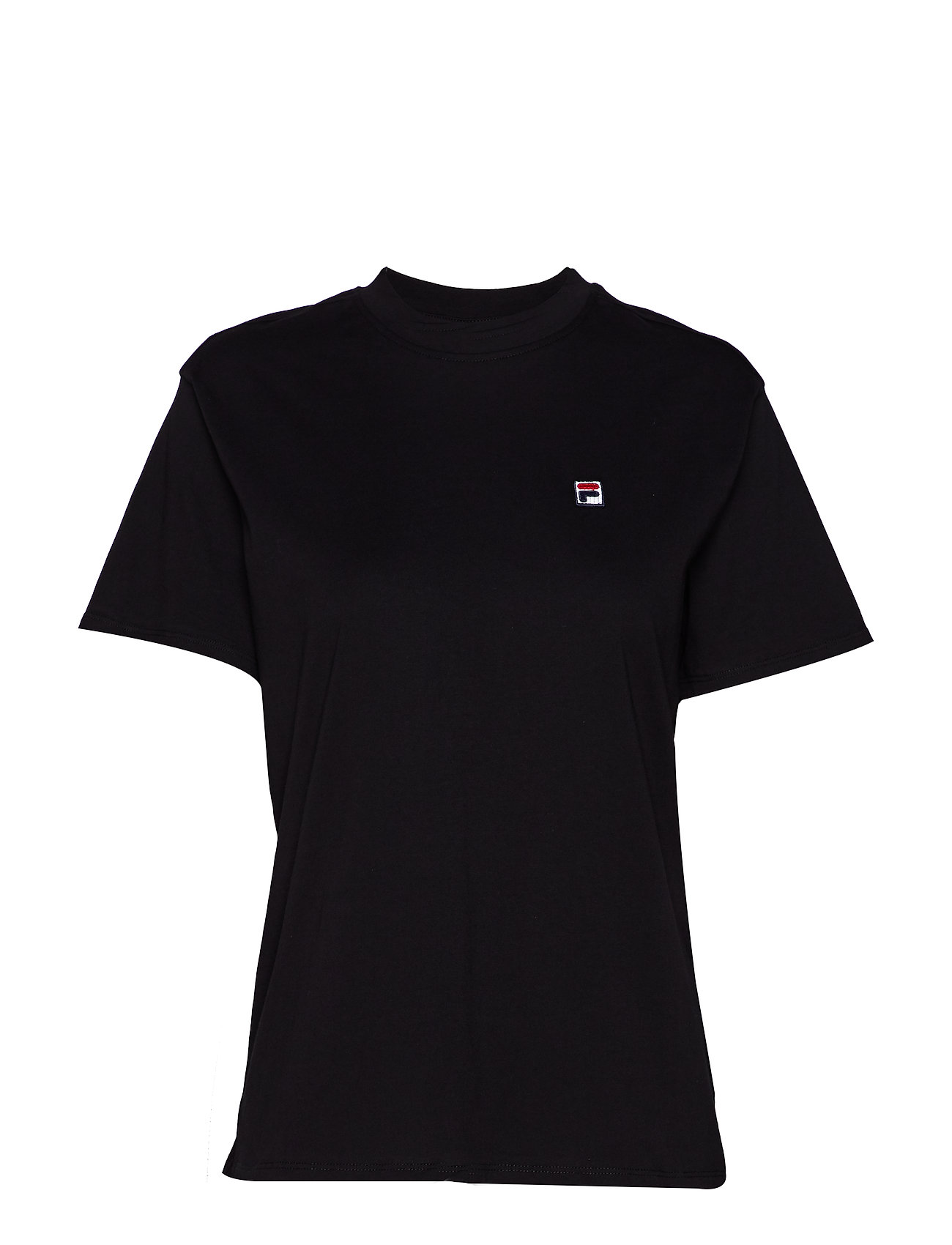 FILA WOMEN Nova Cropped Tee SS - BLACK