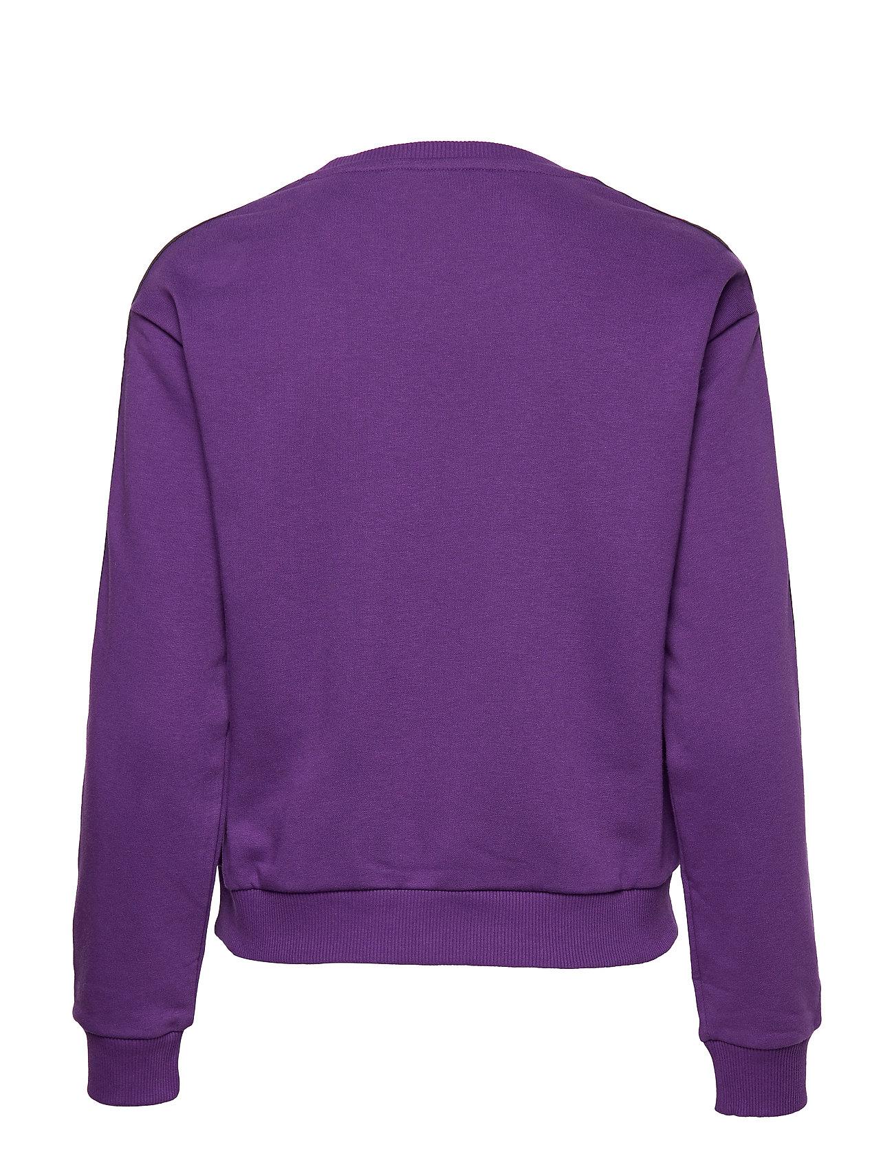 FILA    WOMEN TIVKA crew sweat  - Sweatshirts    BLACK