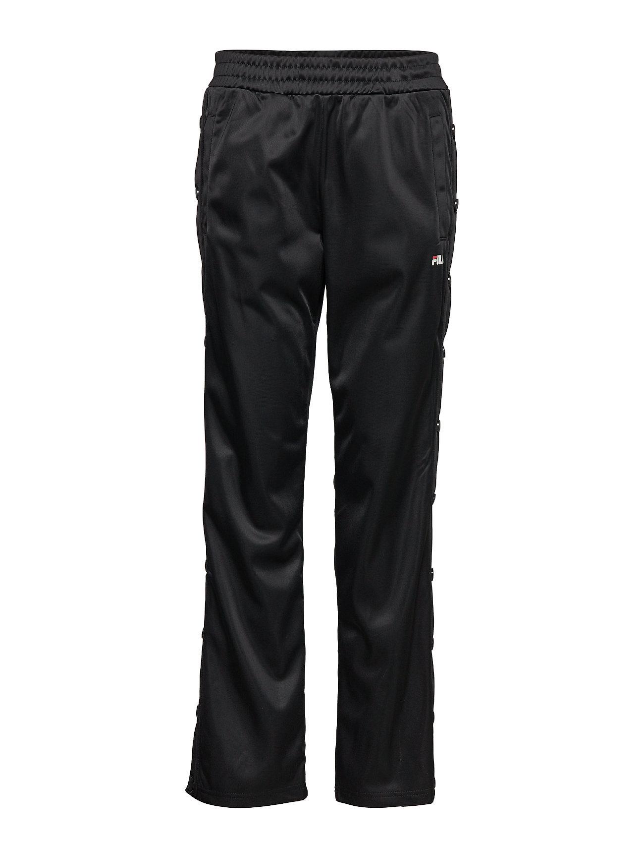FILA Geralyn Button Pants - BLACK