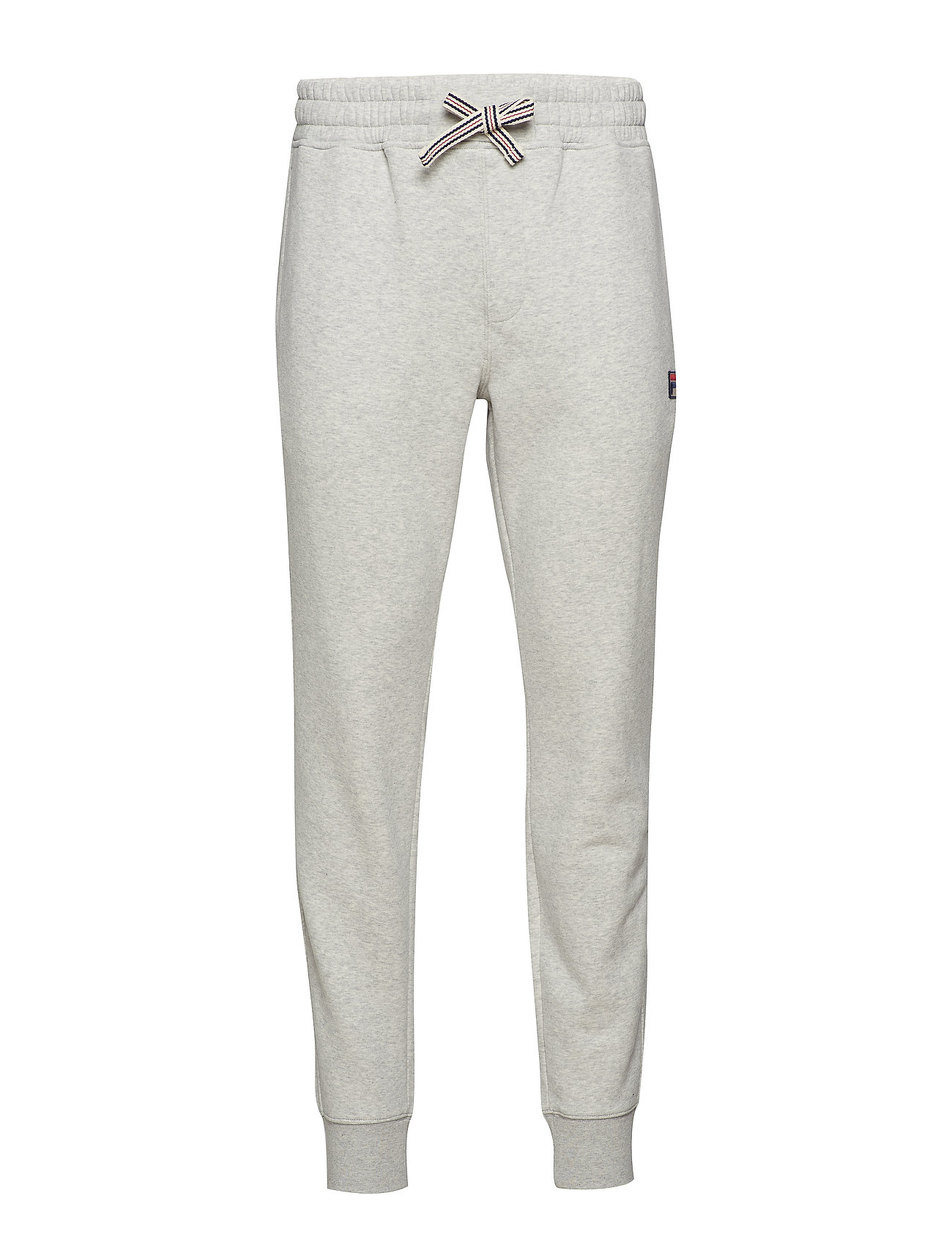 FILA VISCONTI ESSENTIAL SWEATPANTS WITH TIPPING Byxor
