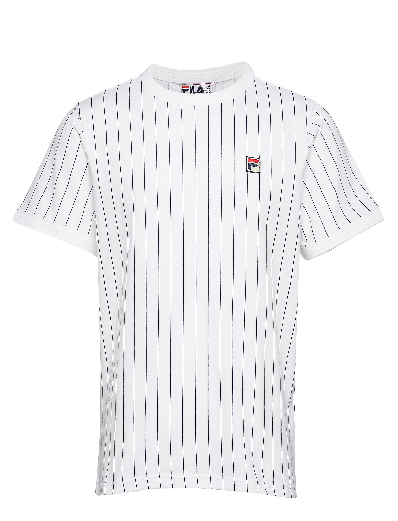 8495043d3f Men Guilo Striped Tee With Triple Binding Collar (White) (£33 ...