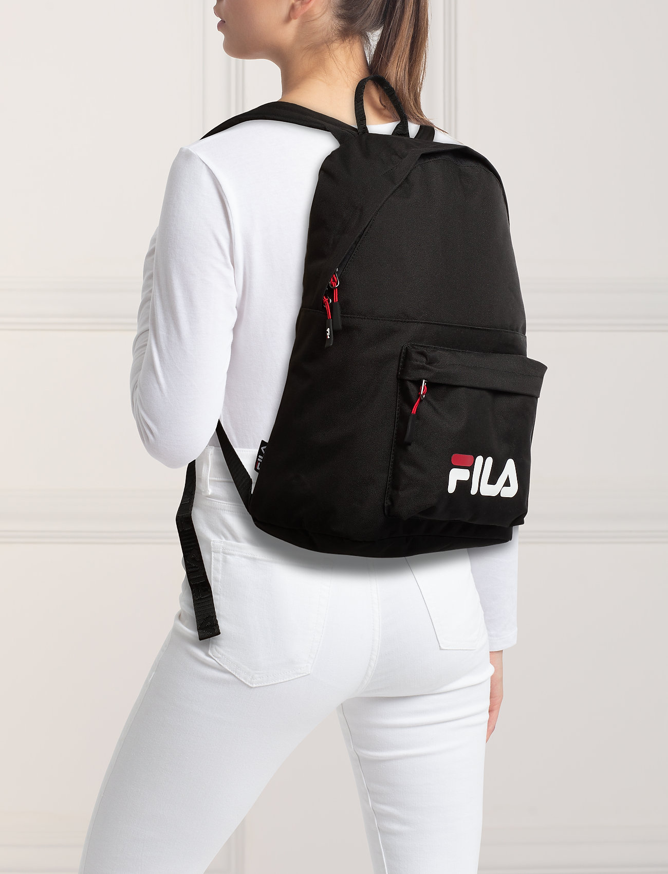 FILA NEW BACKPACK S´COOL TWO - BLACK