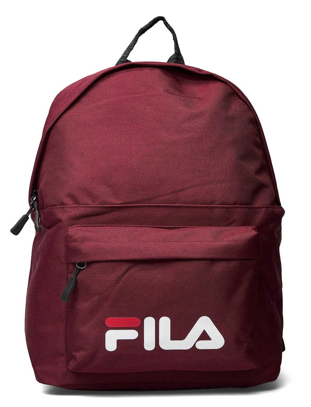 Image of New Backpack SÔøΩCool T Rygsæk Taske Lilla FILA (3448366351)