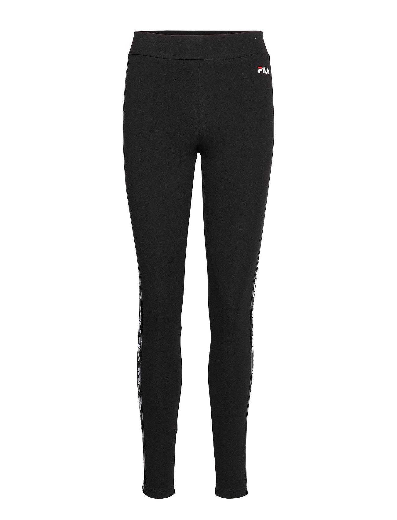 FILA WOMEN PHILINE leggings - 002 - BLACK