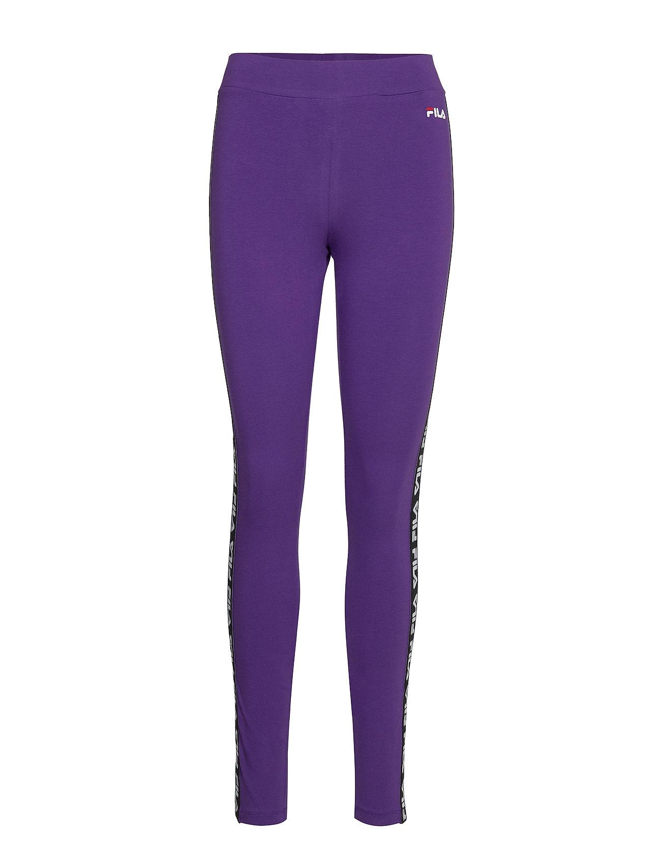 FILA WOMEN PHILINE leggings - A033 - TILLANDSIA PURPLE