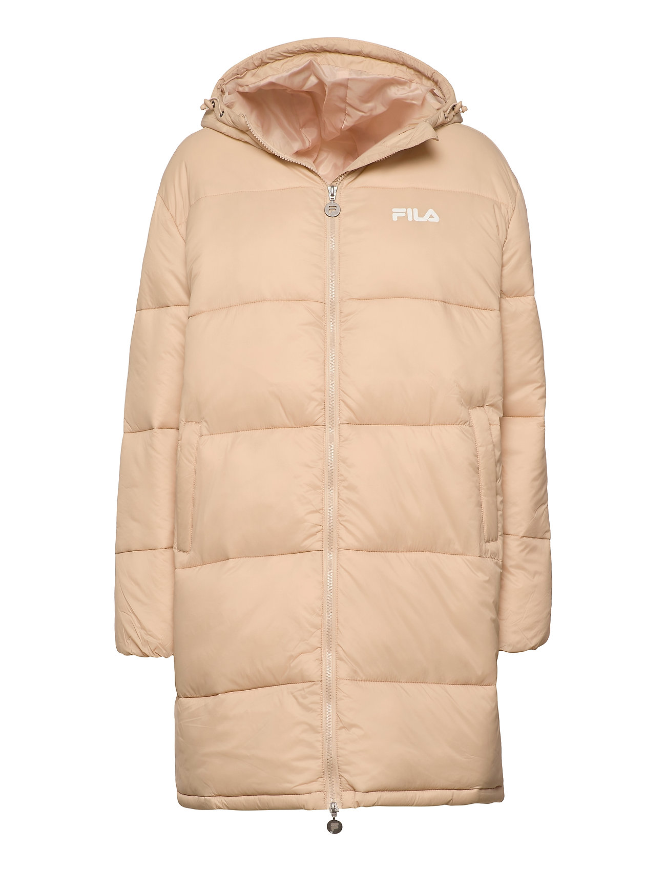 Image of Women Bronwen Puff Hood Jacket Foret Jakke Brun FILA (3461978731)
