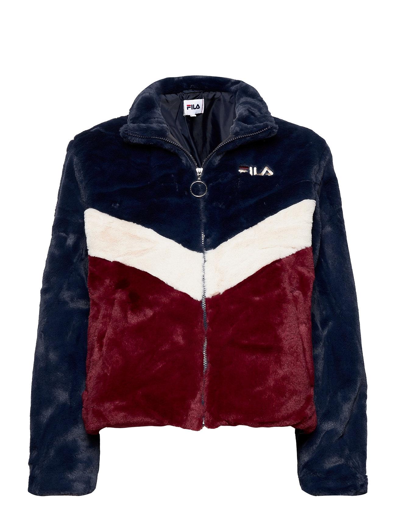 Image of Women Charmaine Jacket Sweatshirt Trøje Multi/mønstret FILA (3448366345)