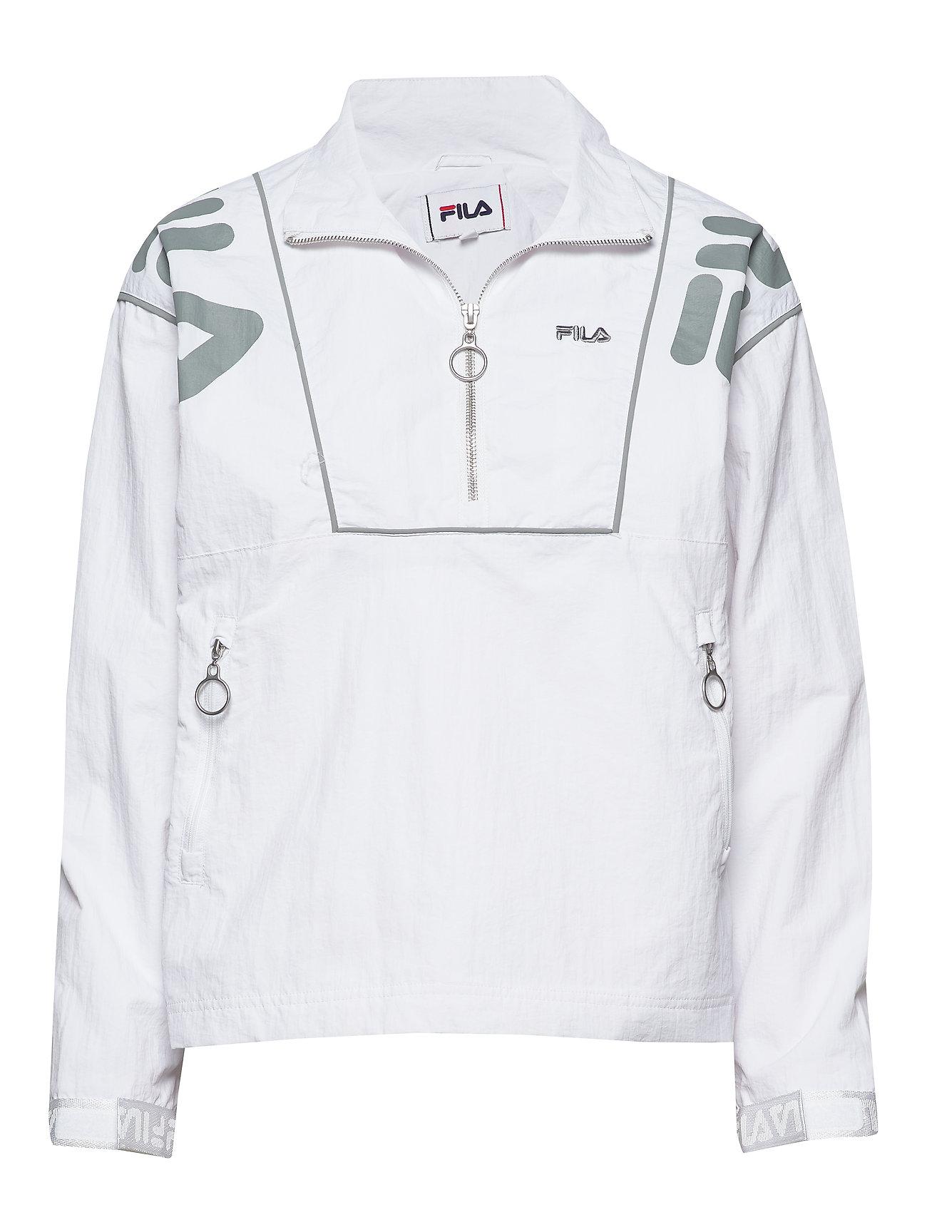 Image of Women Mab Anorak Outerwear Jackets Anoraks Hvid FILA (3362841481)