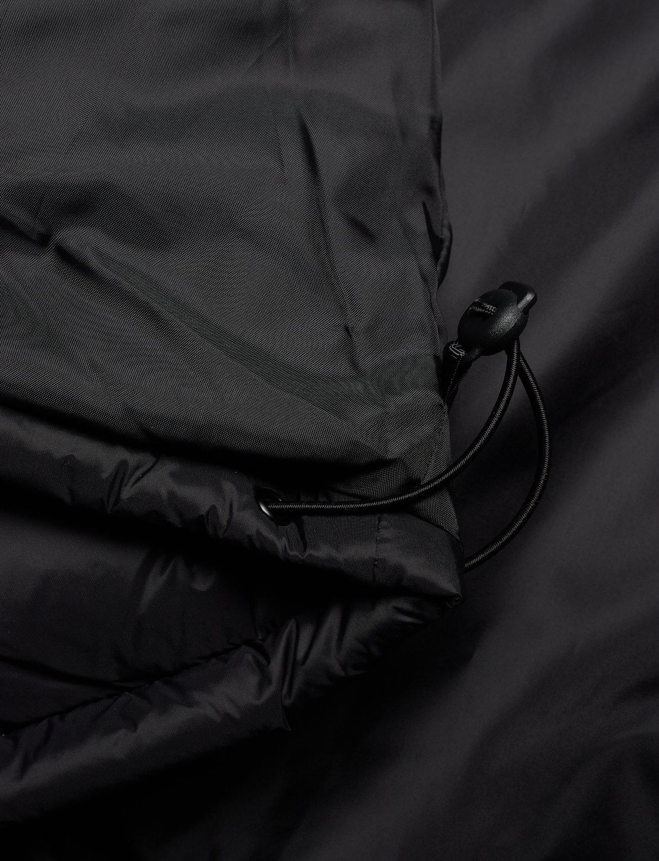 FILA MEN SCOOTER puffer jacket - Jakker og frakker BLACK - Menn Klær