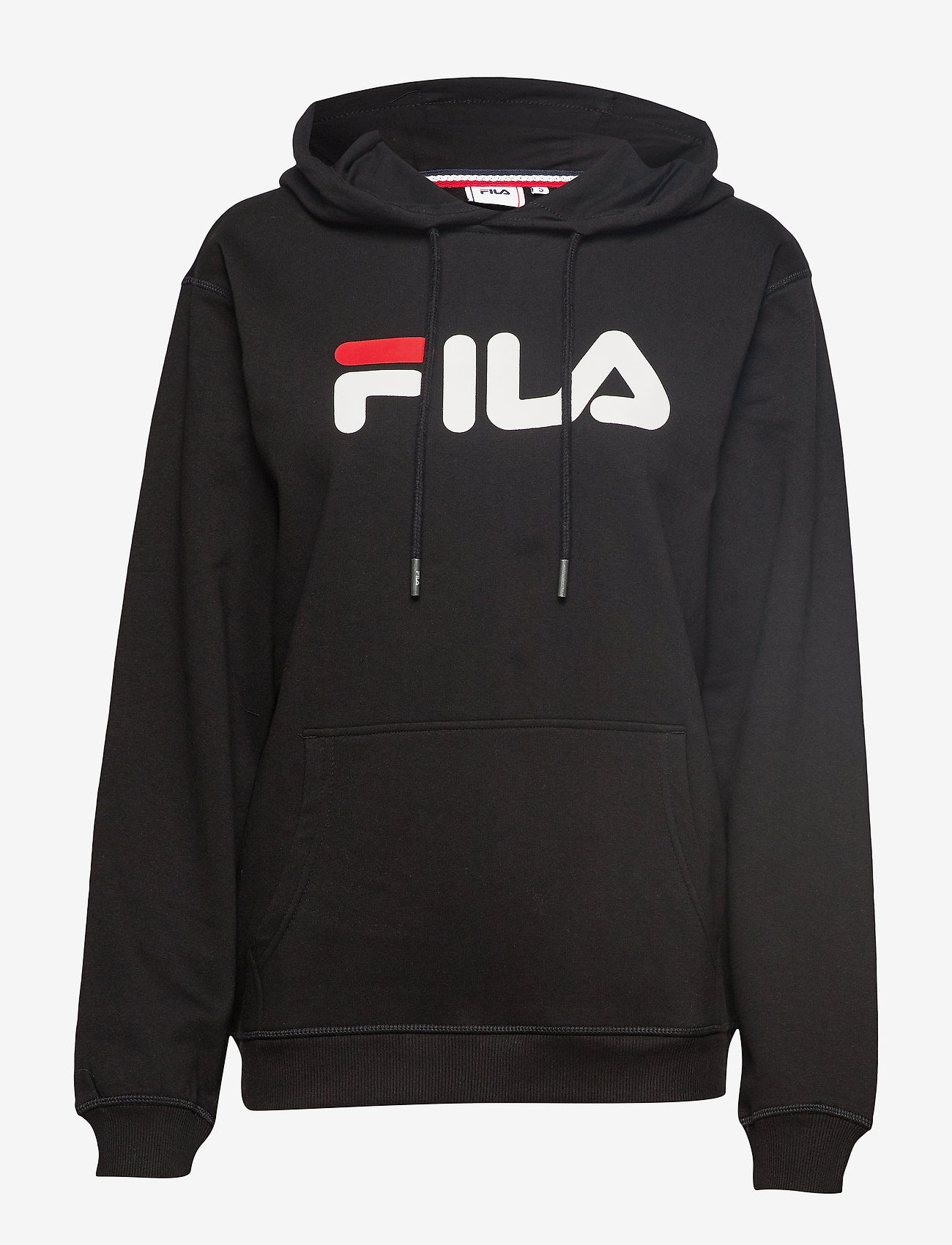 FILA - CLASSIC PURE hoody - pulls a capuche - black - 0