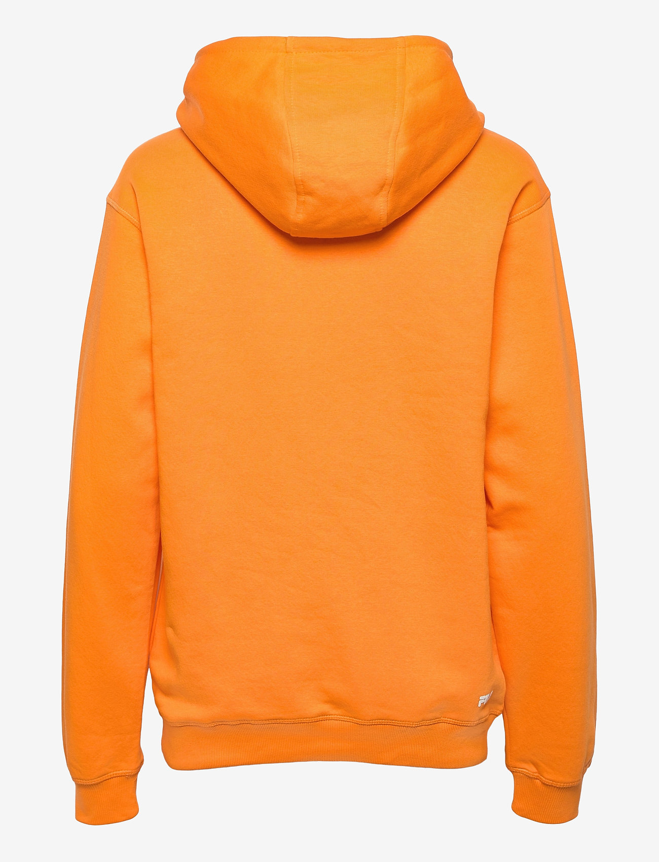 FILA - CLASSIC PURE hoody - pulls a capuche - flame orange - 1