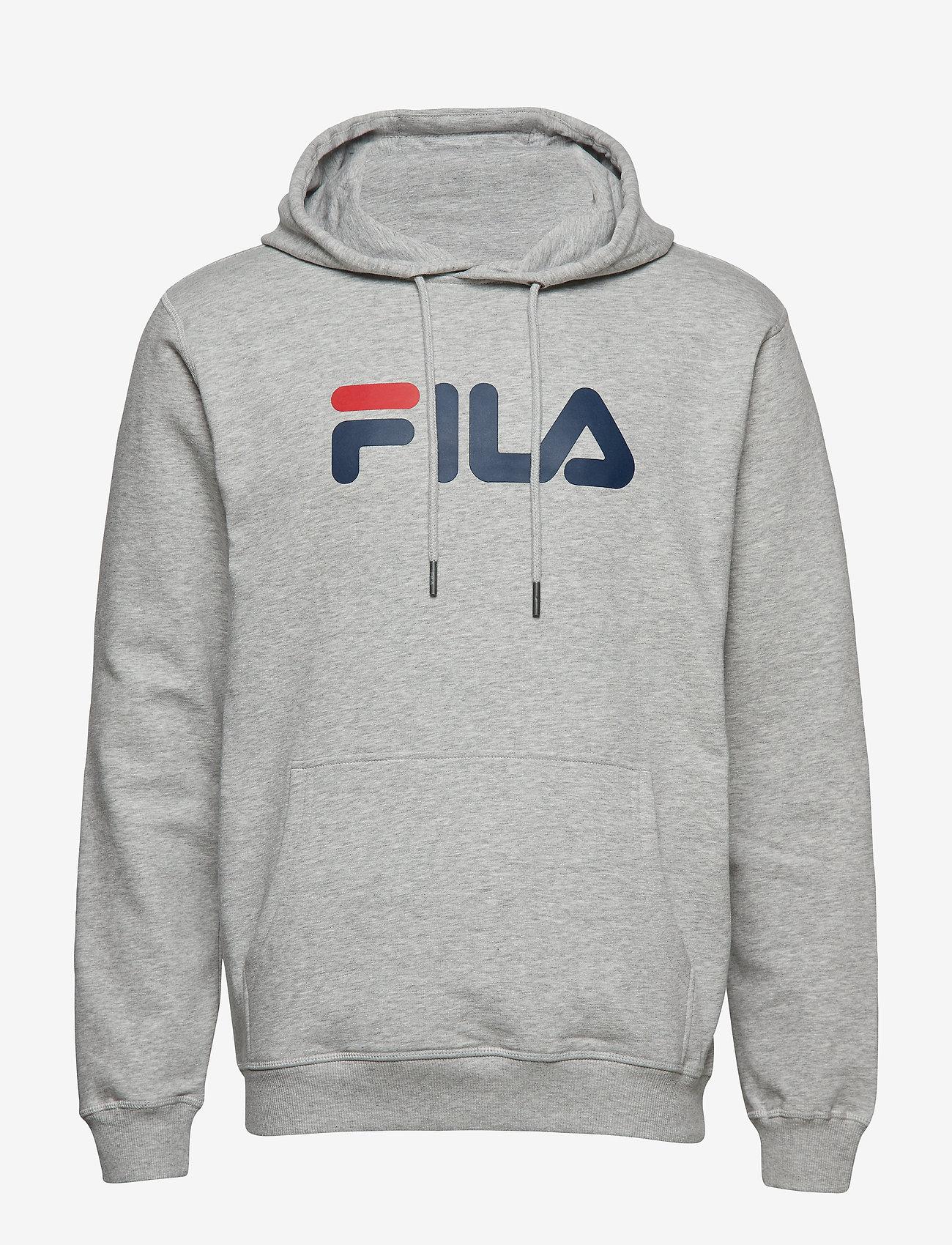 FILA - CLASSIC PURE hoody - pulls a capuche - light grey melange - 0