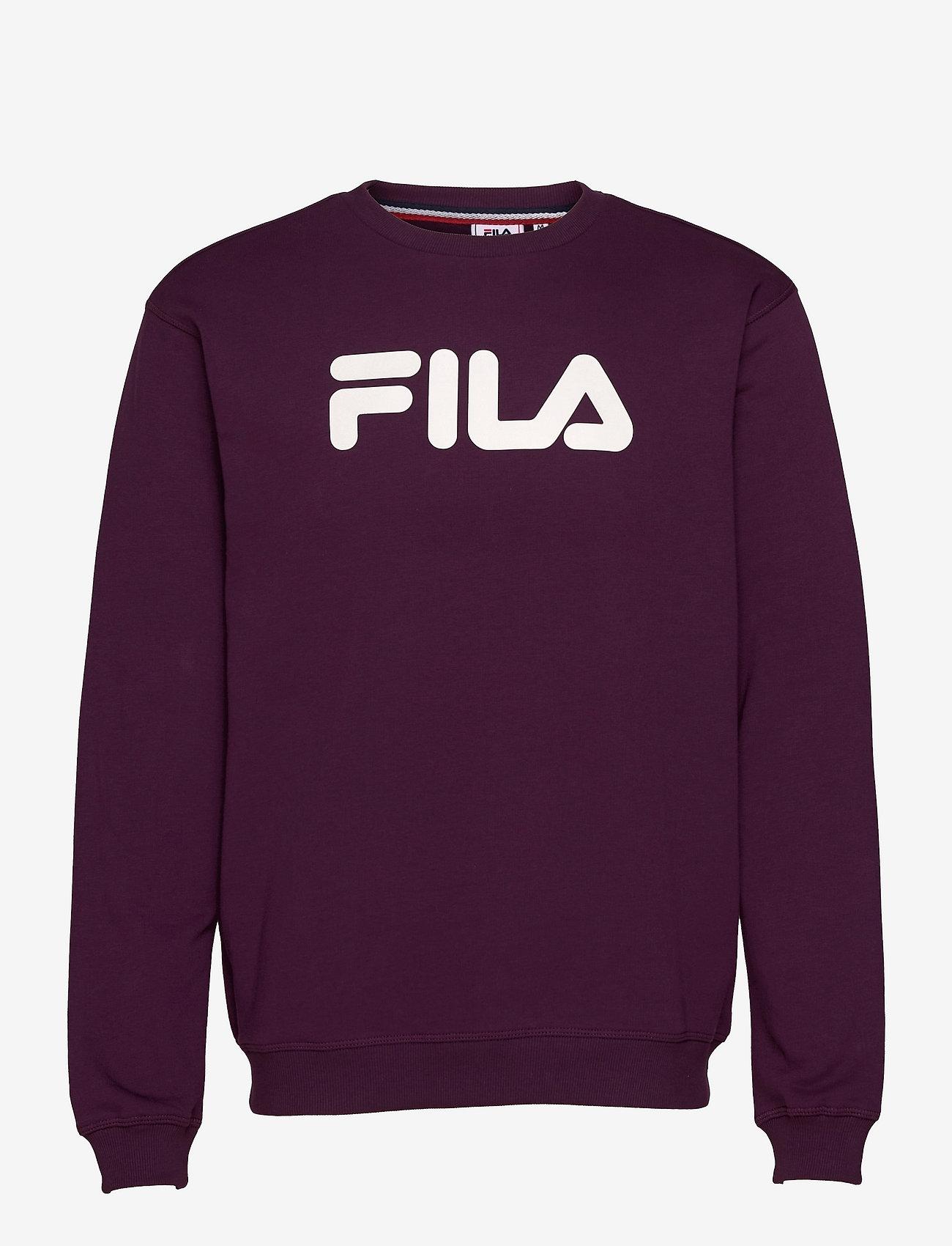 FILA - CLASSIC PURE crew sweat - sweats - winter bloom - 0