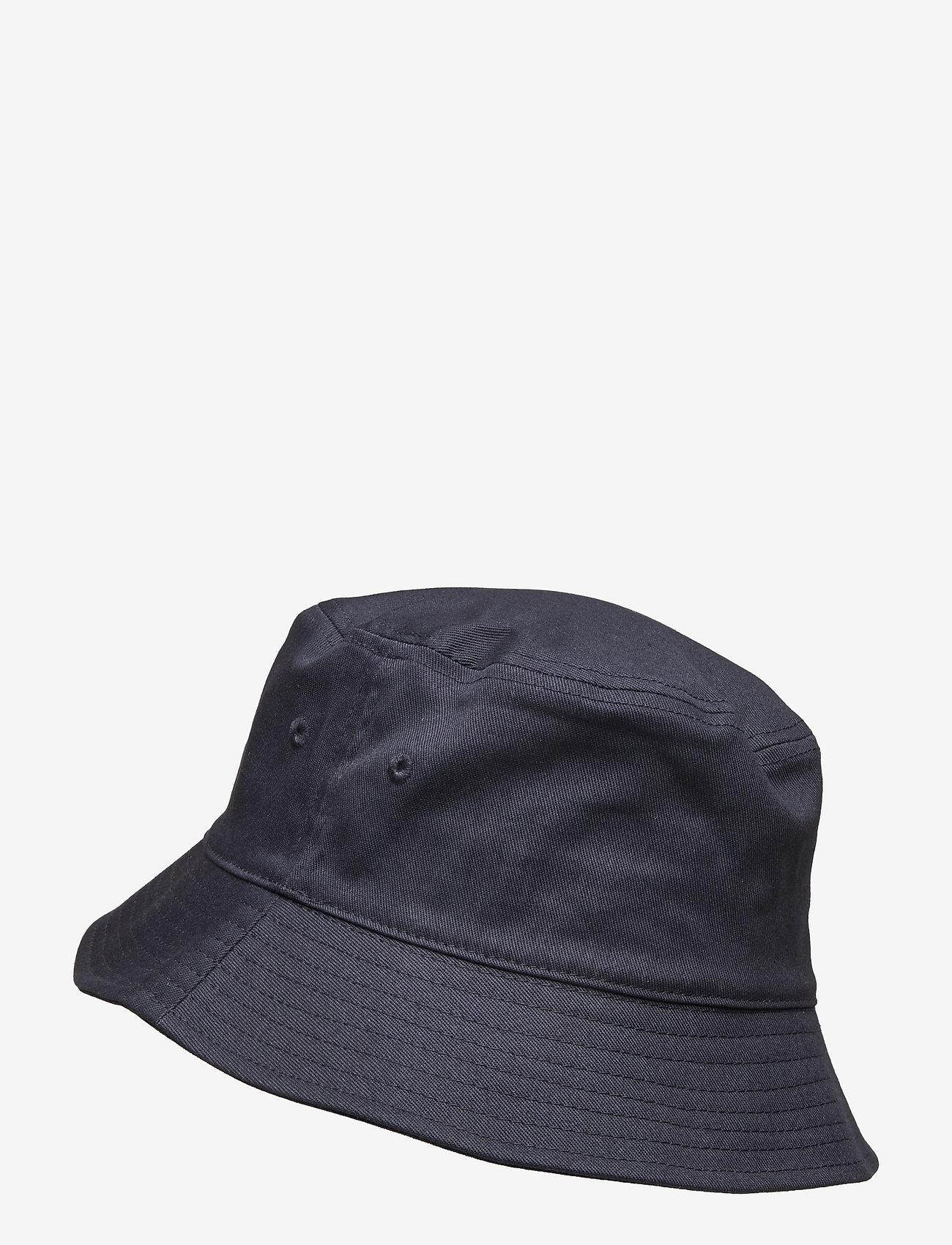 FILA - BUCKET HAT with F-box - bucket hats - black iris - 1
