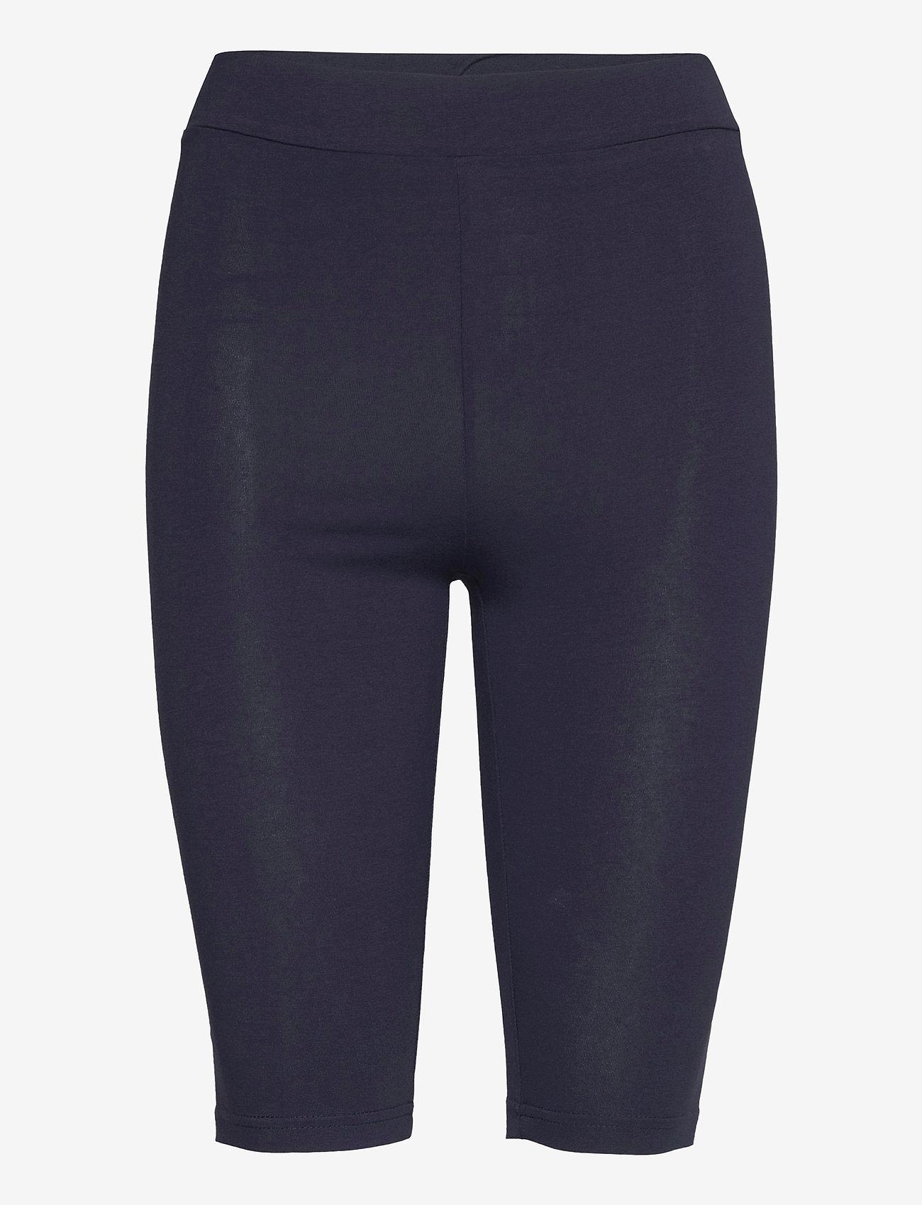 FILA - WOMEN JANESSA short leggings - leggings - black iris - 0