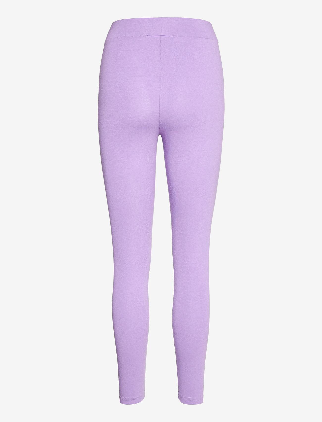 FILA - WOMEN FELIZE 7/8 leggings - leggings - purple haze - 1