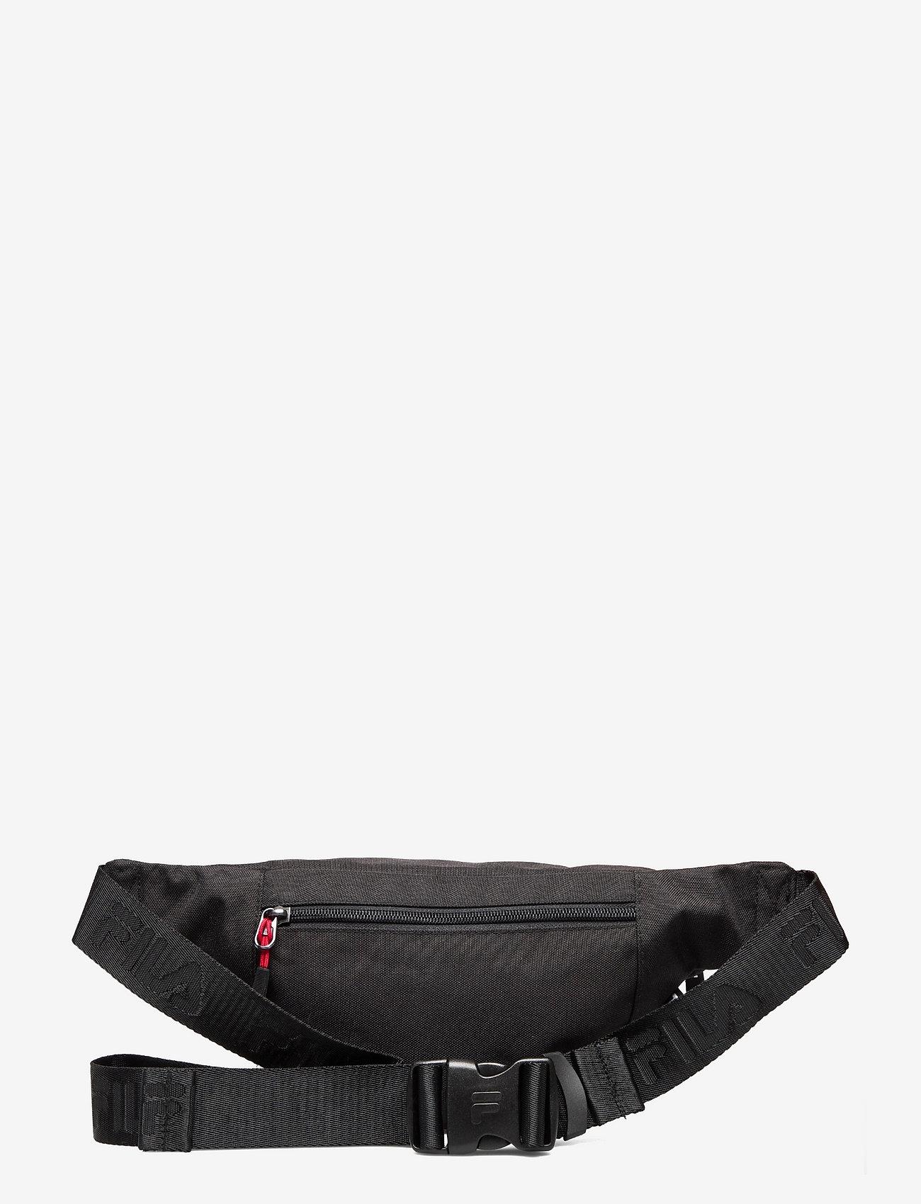 FILA - Waist Bag Slim - sacs banane - black - 1