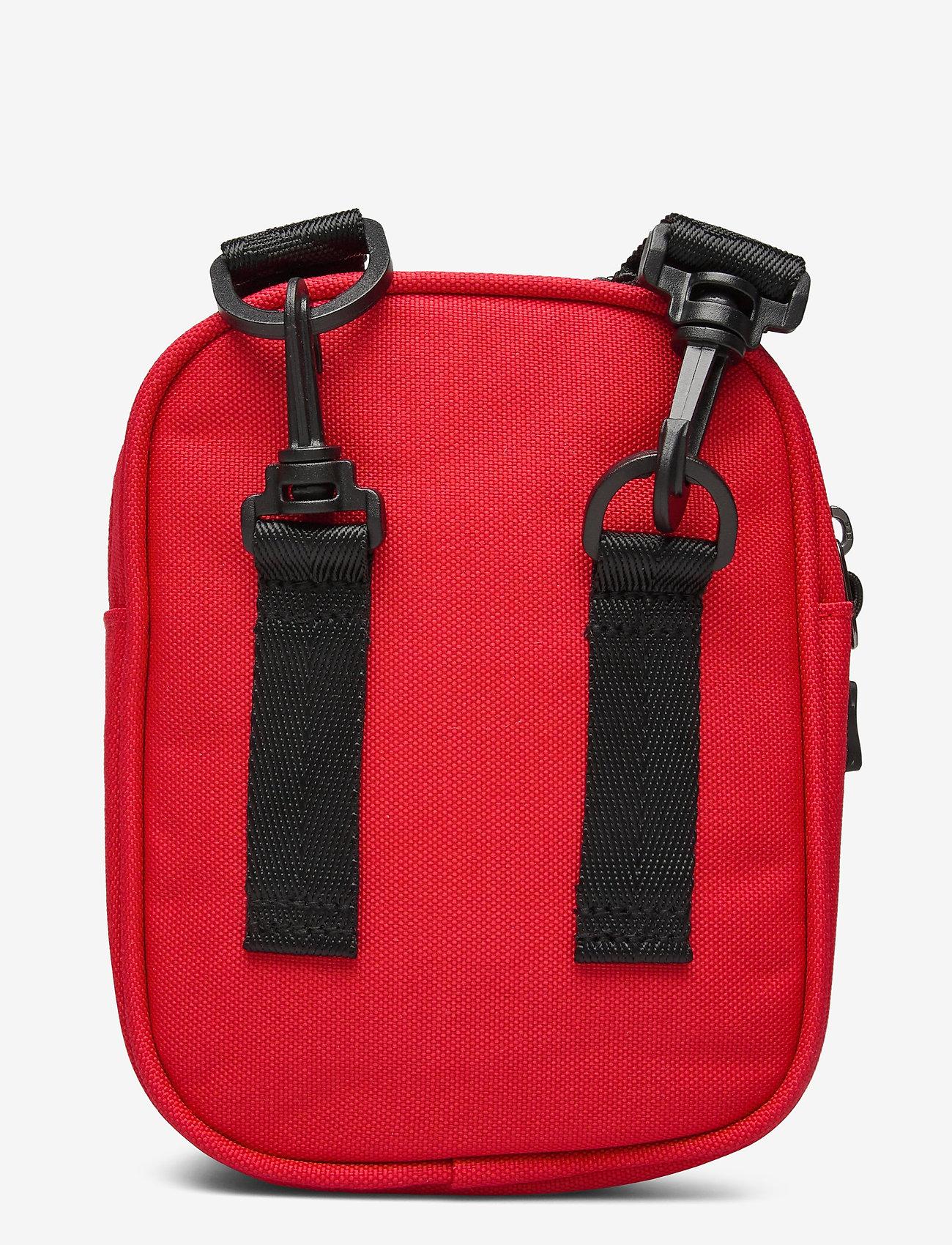 FILA - NEW PUSHER BAG BERLIN - olkalaukut - true red - 1