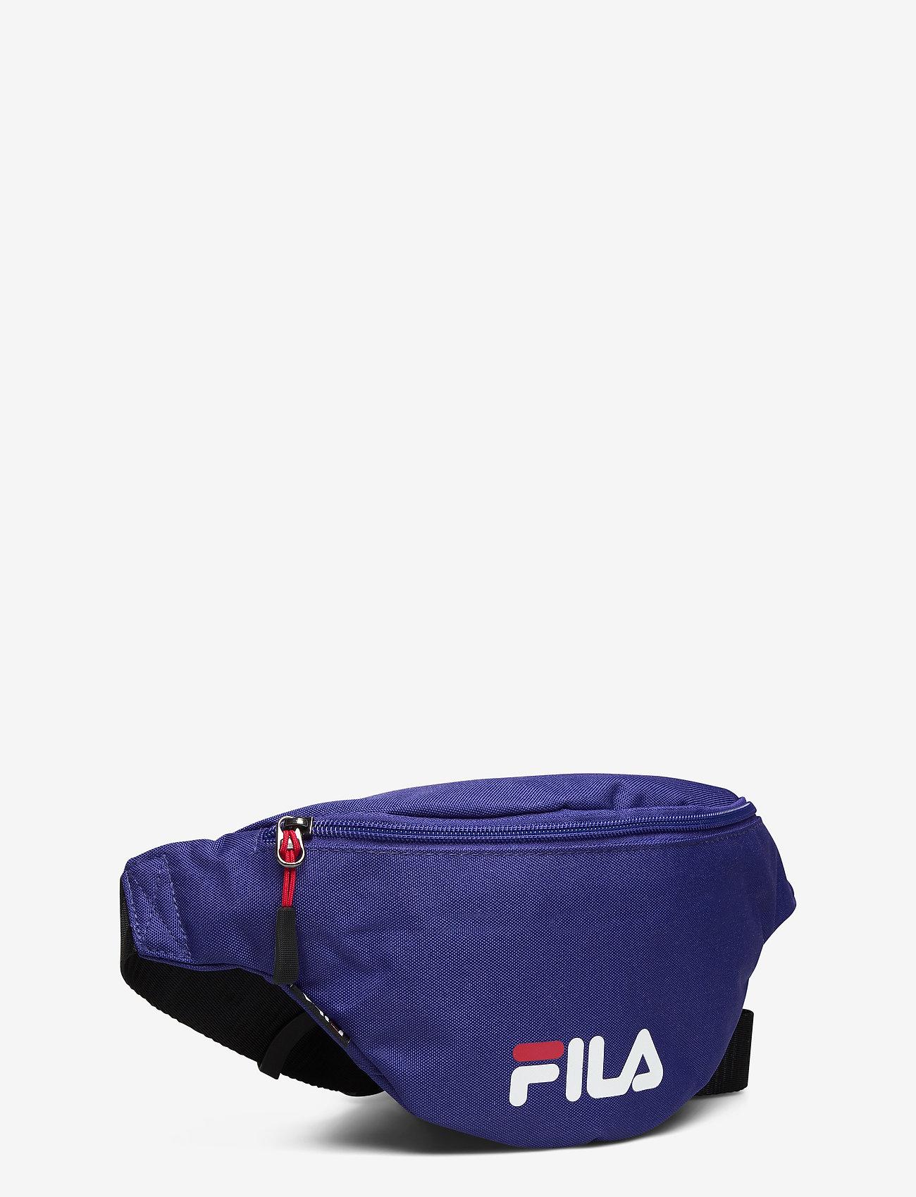 FILA - WAIST BAG SLIM (small logo) - sacs banane - clematis blue - 1