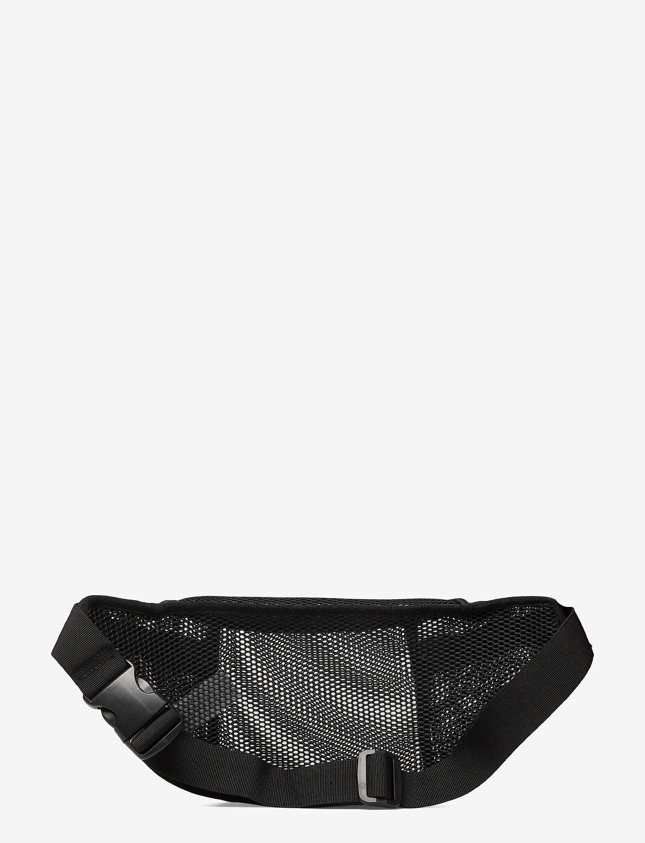 FILA - BIG MESH WAIST BAG - sacs banane - black - 1