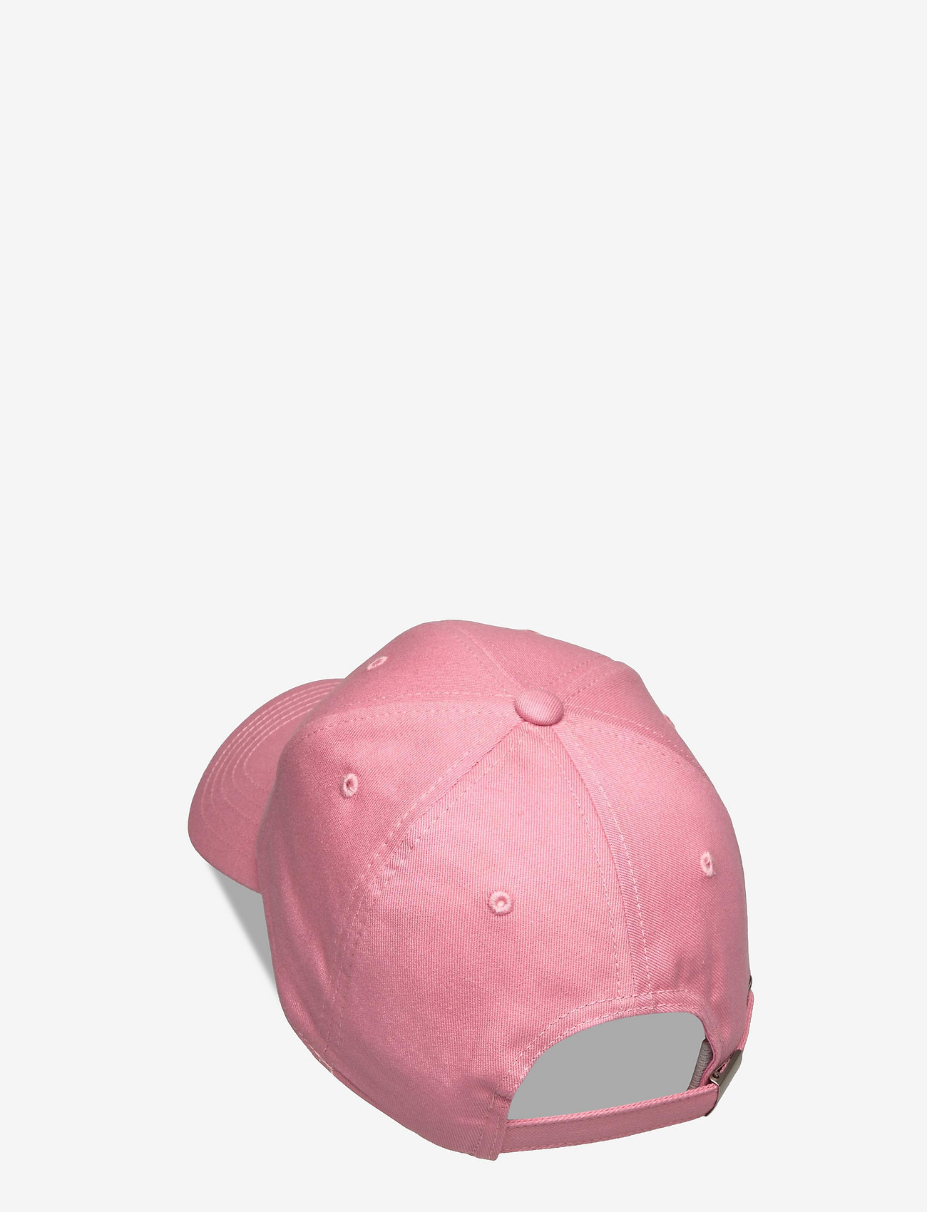 FILA - 6 PANEL CAP with linear logo/strap back - casquettes - peony - 1