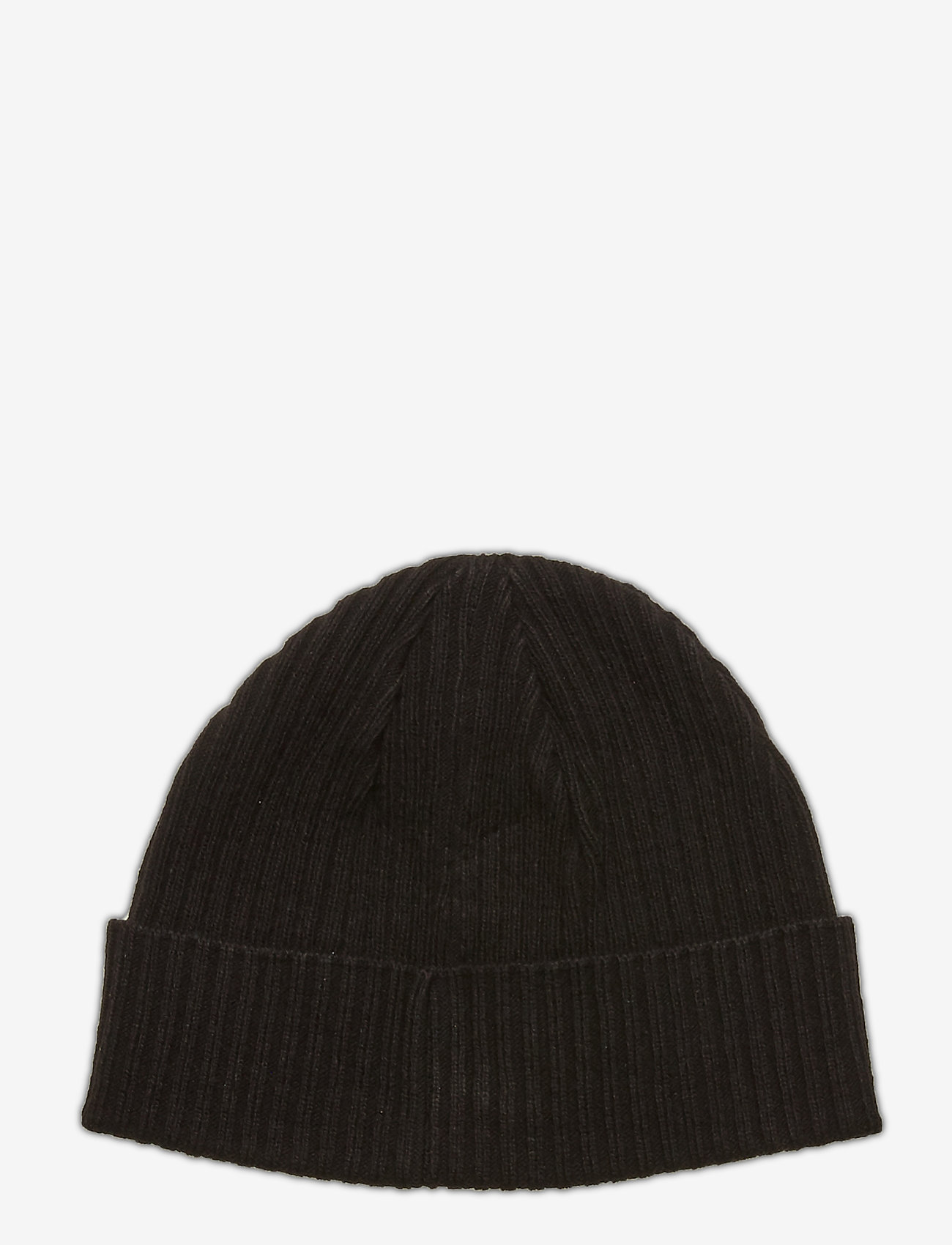 FILA - FISHERMAN BEANIE with F-box logo - mutsen - black - 1