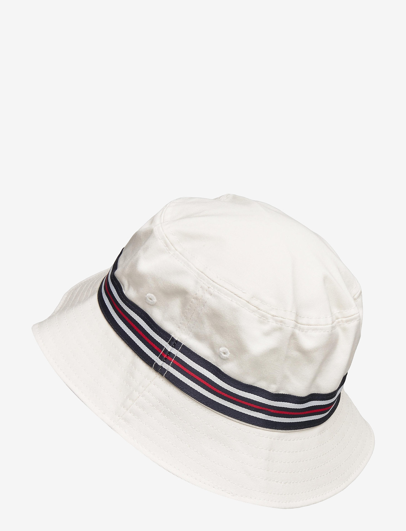 FILA - BUCKET HAT with heritage tape - bucket hats - blanc de blanc - 1