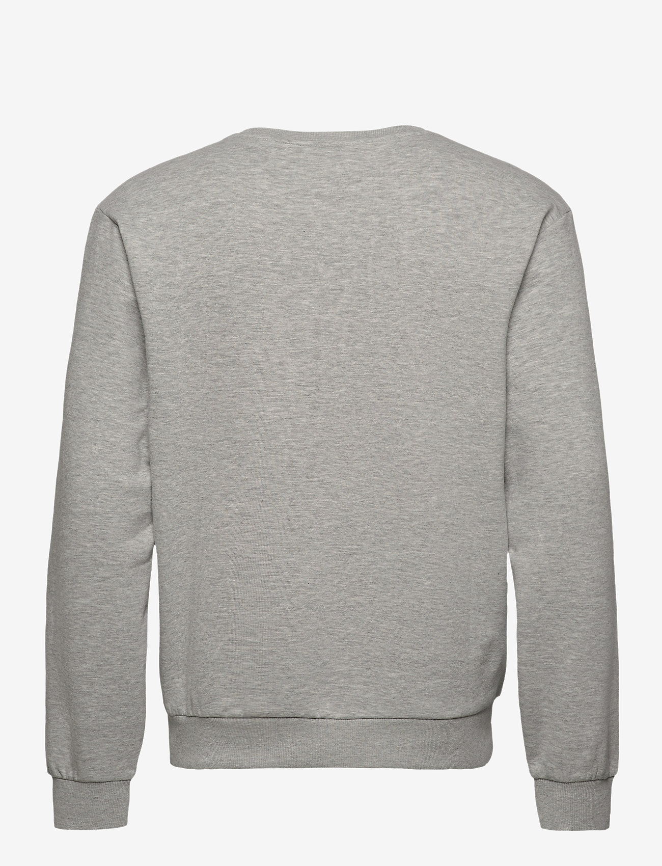 FILA MEN EFIM crew sweat - Sweatshirts LIGHT GREY MELANGE BROS - Menn Klær
