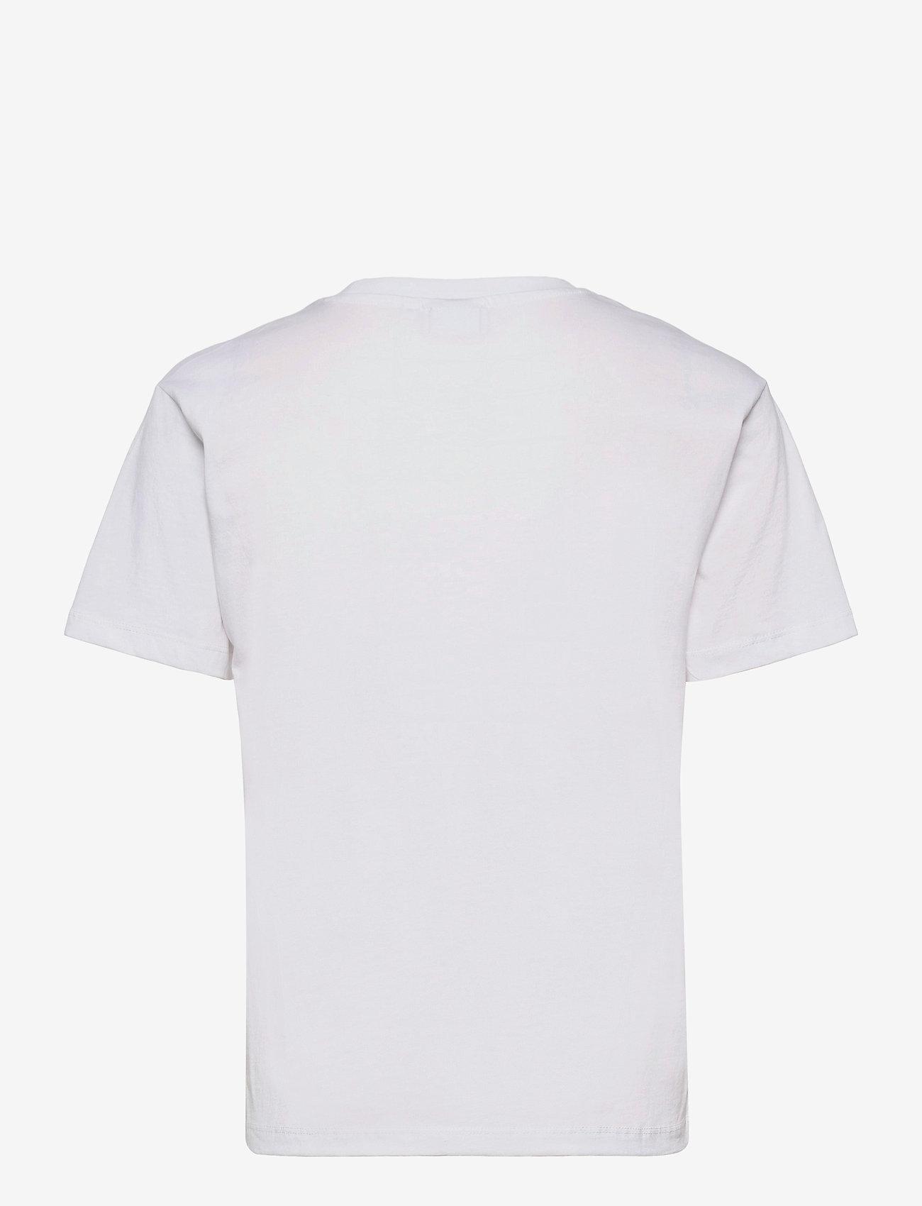 FILA - WOMEN EARA tee - t-shirts - bright white - 1
