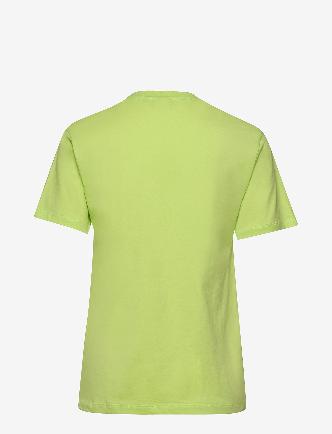 FILA - WOMEN EARA tee - logo t-shirts - sharp green