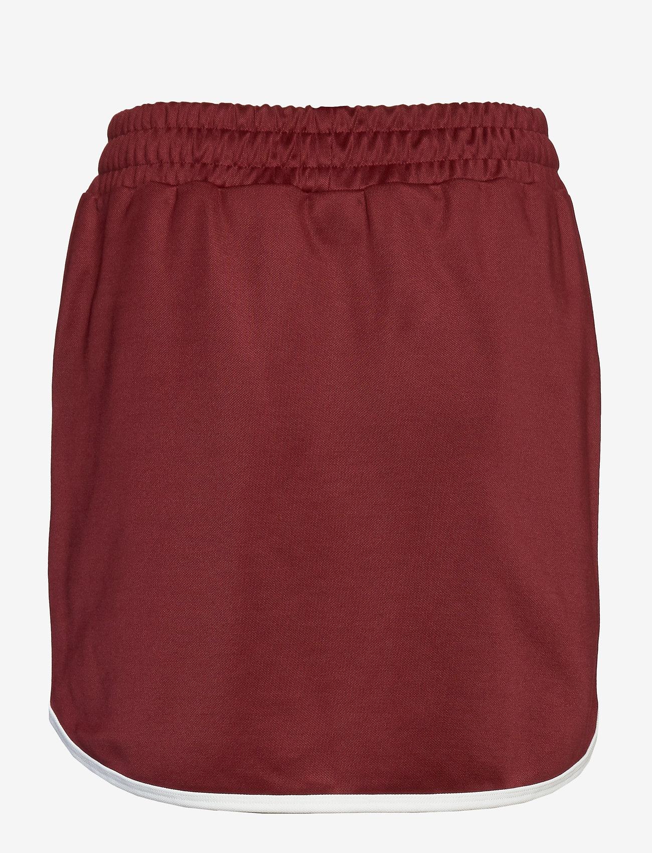 FILA - WOMEN WIES skirt - treningsskjørt - cabernet - 1