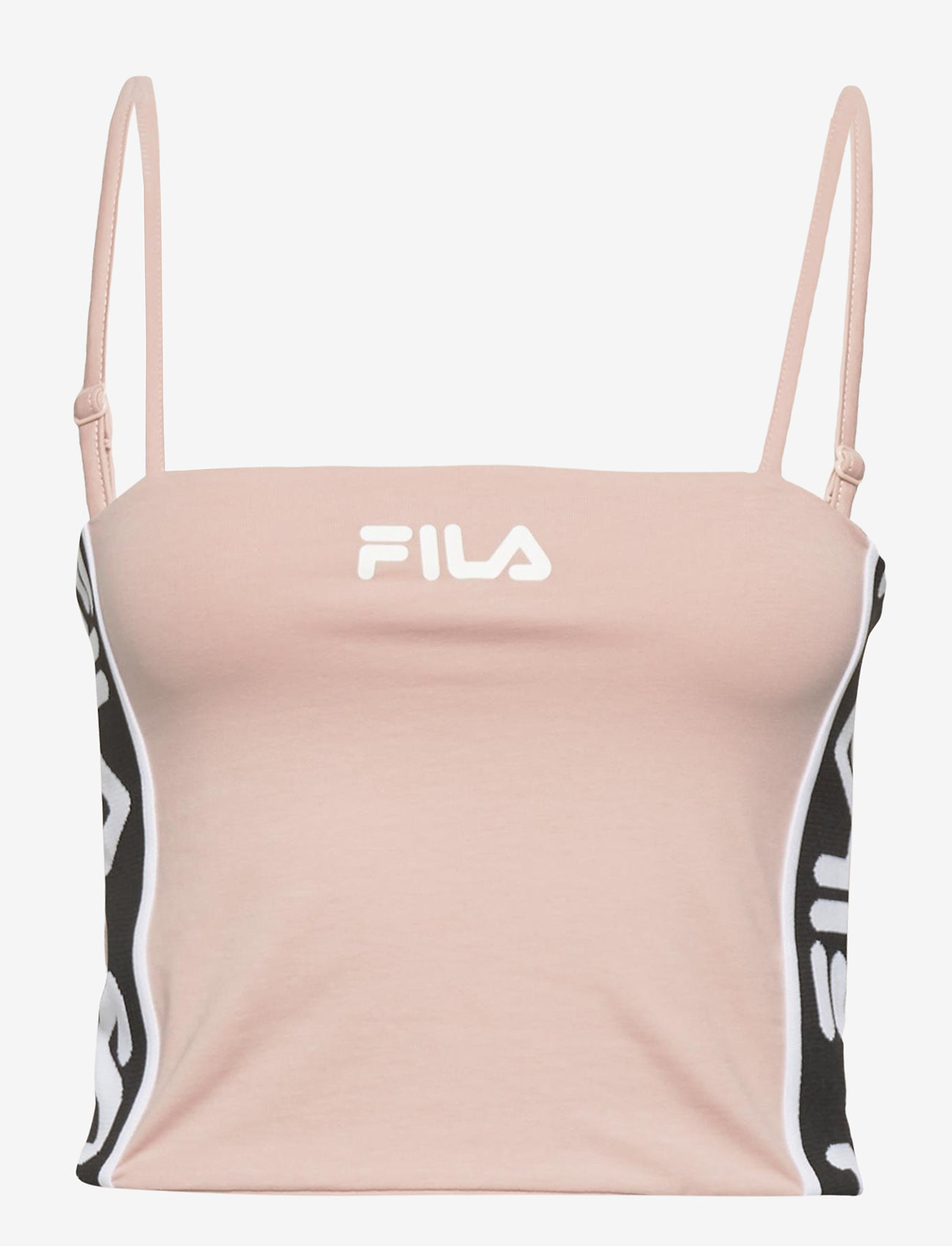FILA - WOMEN TAKODA cropped top - hauts courts - pale mauve - 0