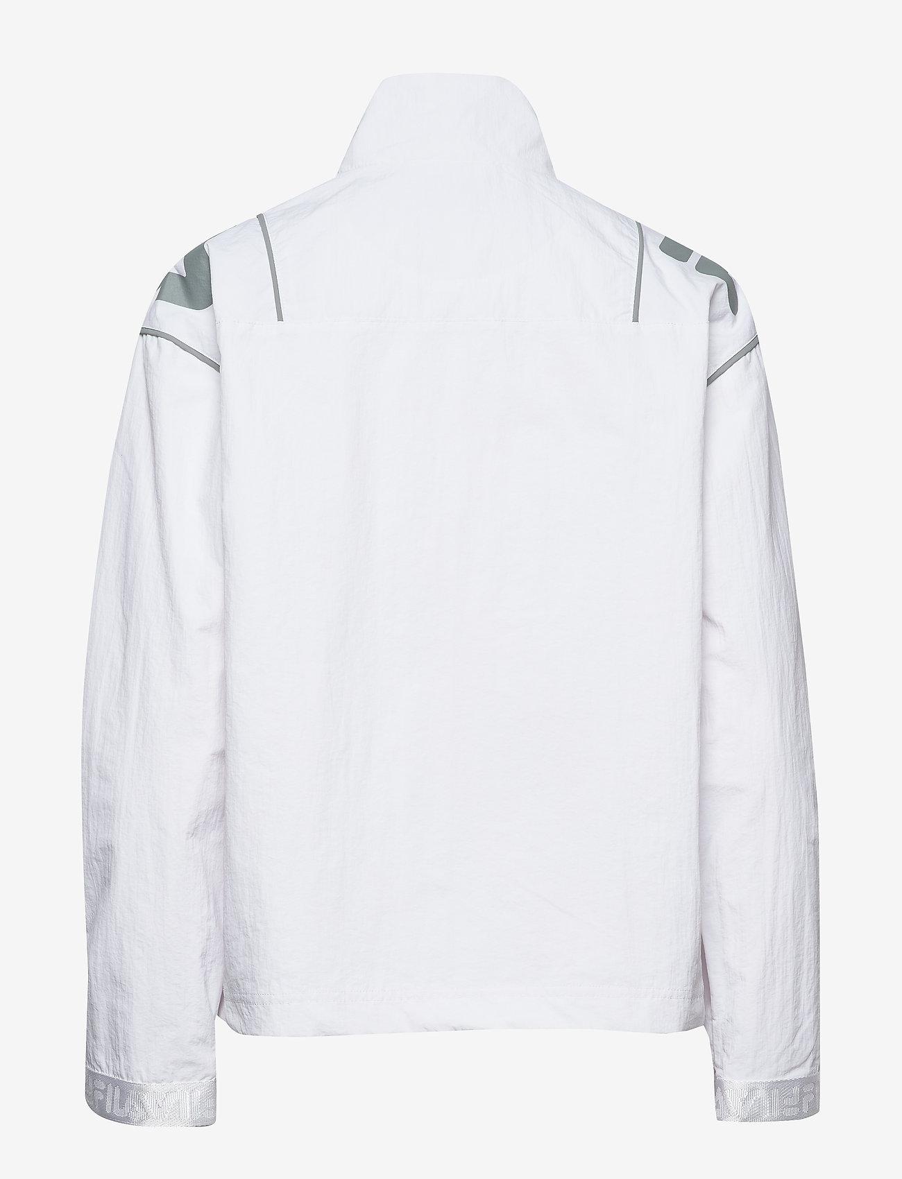 Women Mab Anorak (Bright White) (980 kr) - FILA