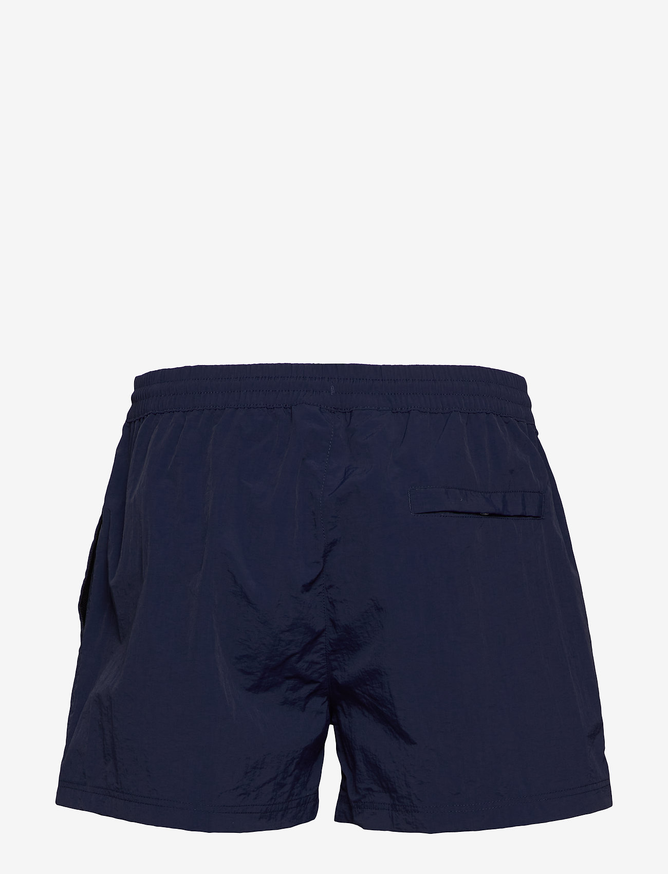 Men Manolo Woven Shorts (Black Iris) - FILA AA2JGJ