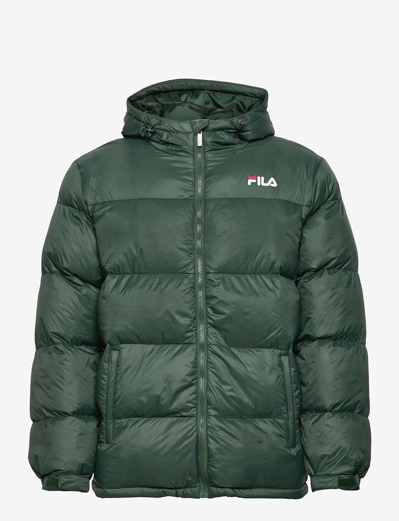 FILA - SCOOTER puffer jacket - veste sport - sycamore - 0
