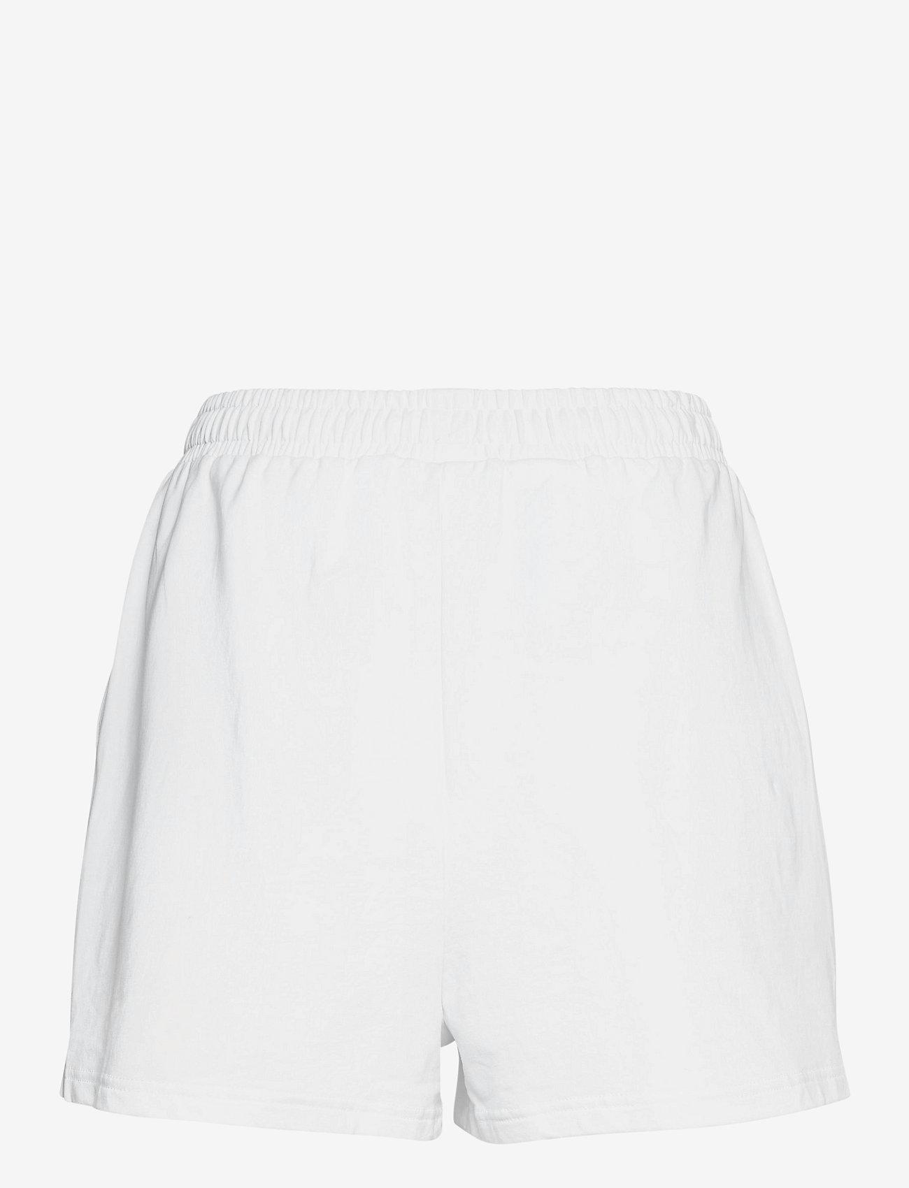 FILA - EDEL shorts high waist - chaussures de course - bright white - 1