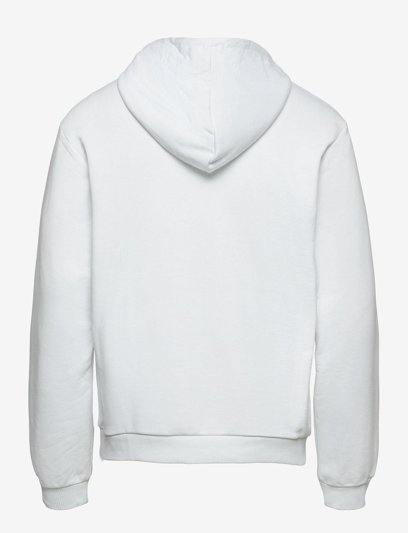 FILA - MEN AMJAD hoody - pulls a capuche - bright white - 1
