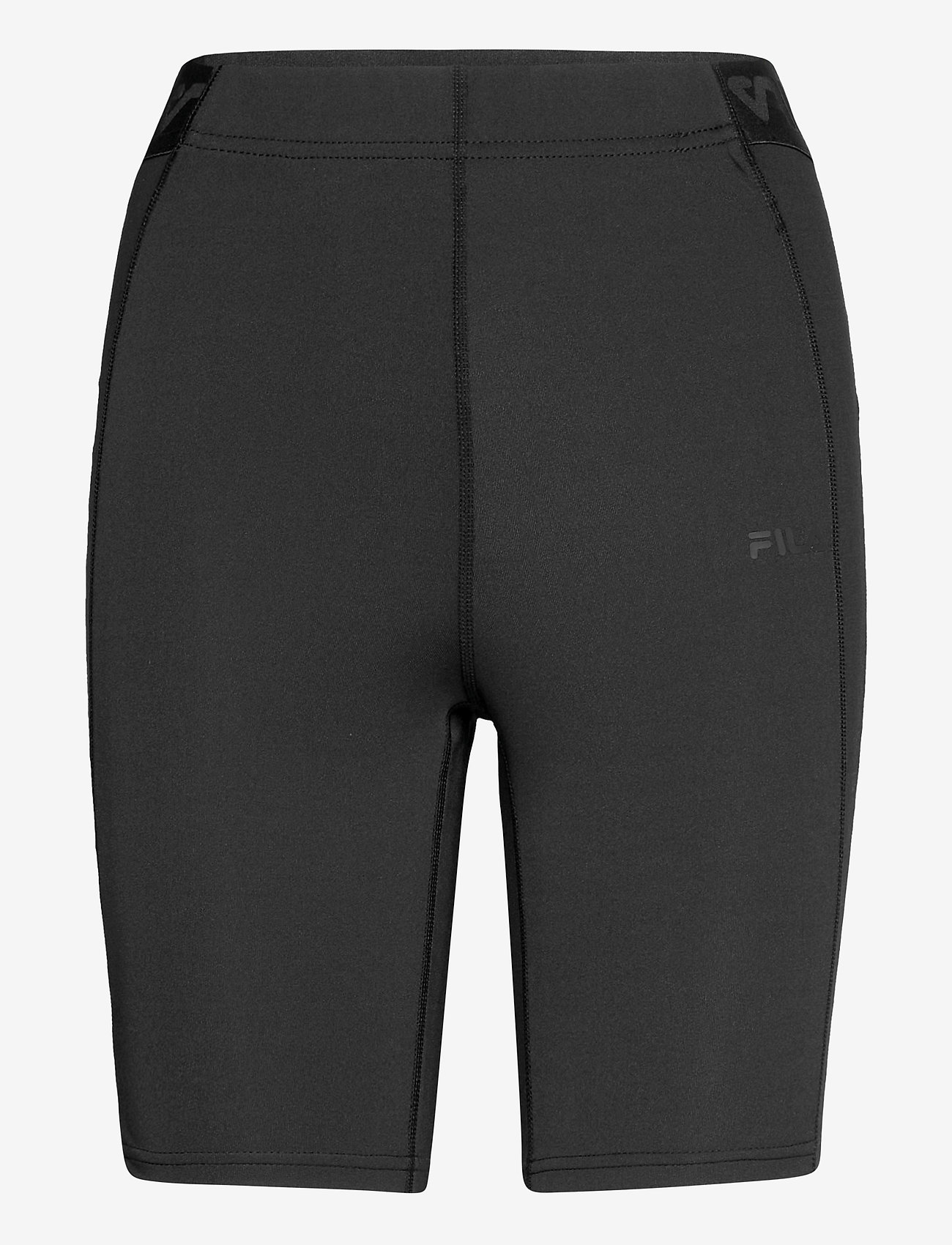FILA - WOMEN CANIKA short leggings - chaussures de course - black - 0
